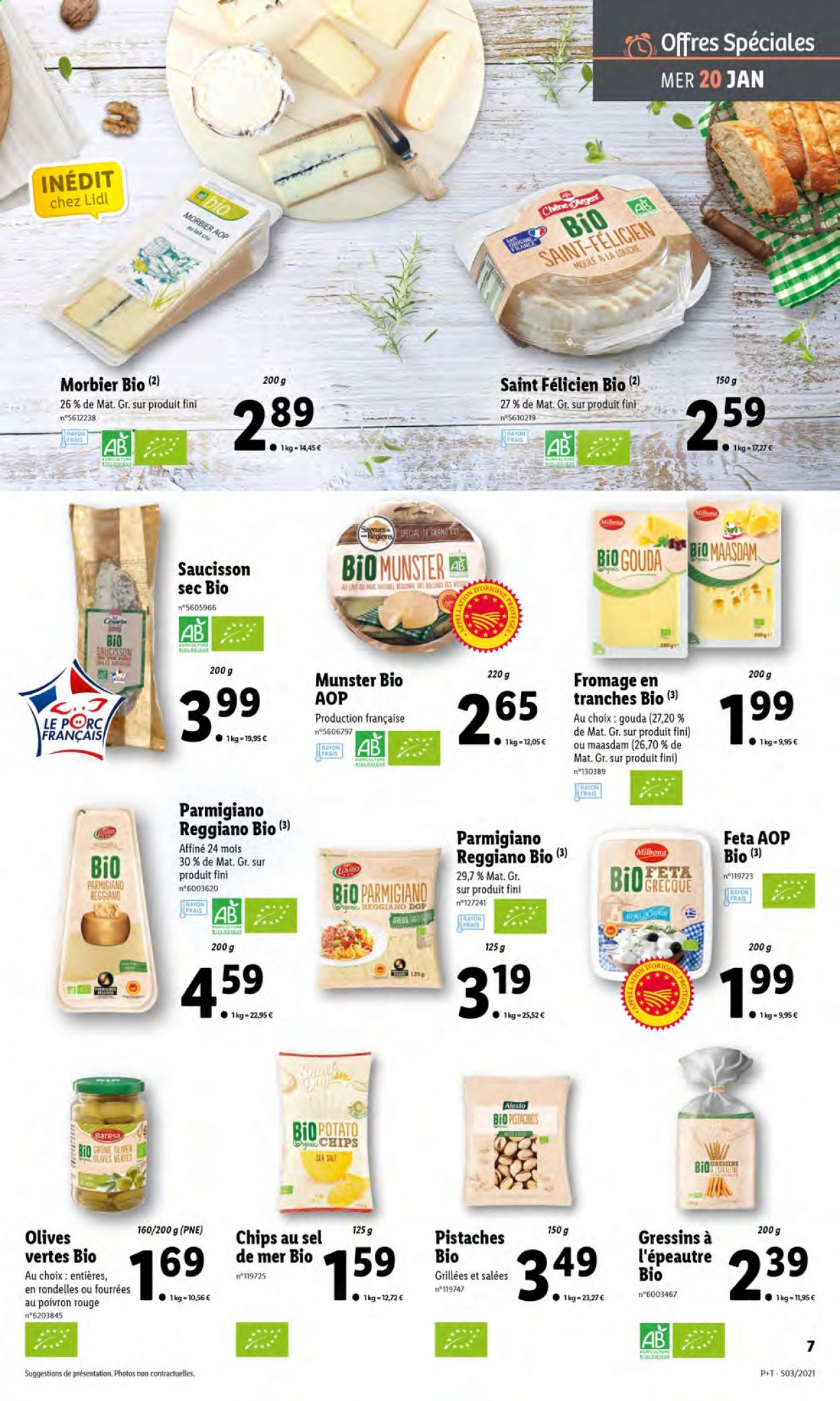 Catalogue Lidl - 20.01.2021 - 26.01.2021. Page 7.
