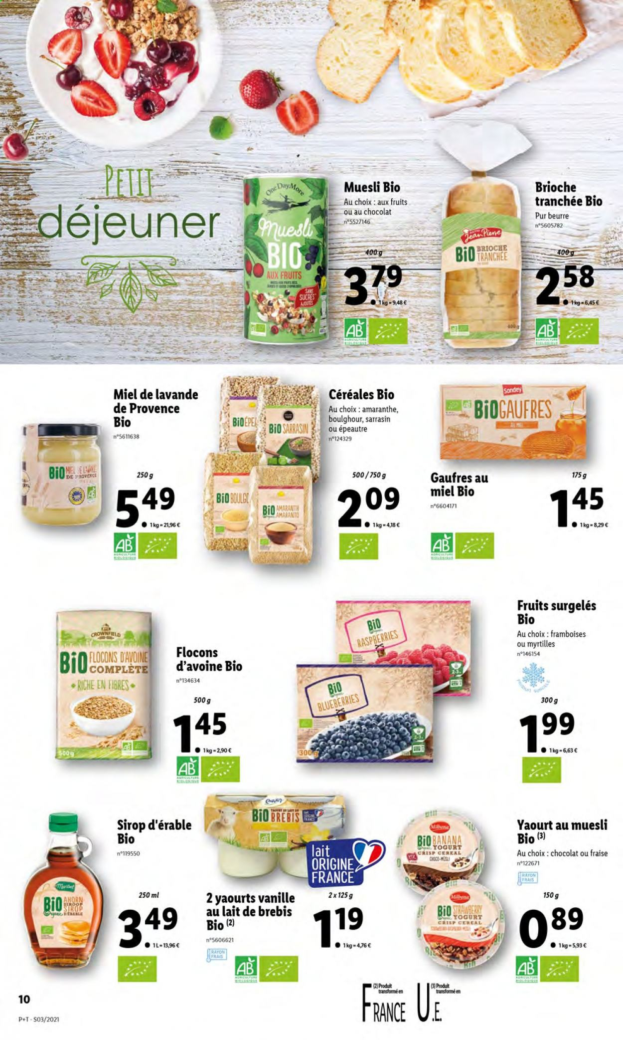 Catalogue Lidl - 20.01.2021 - 26.01.2021. Page 10.