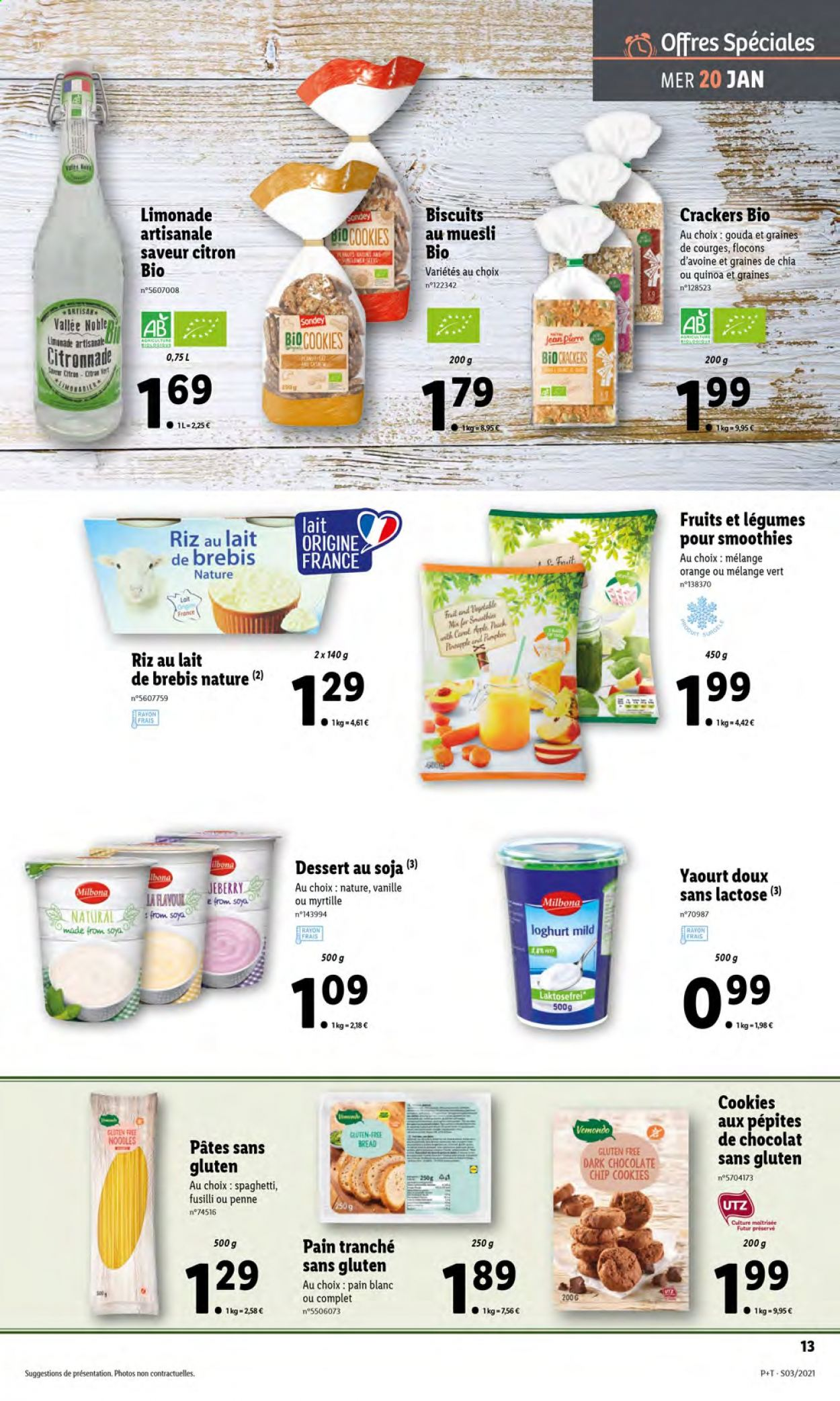 Catalogue Lidl - 20.01.2021 - 26.01.2021. Page 13.