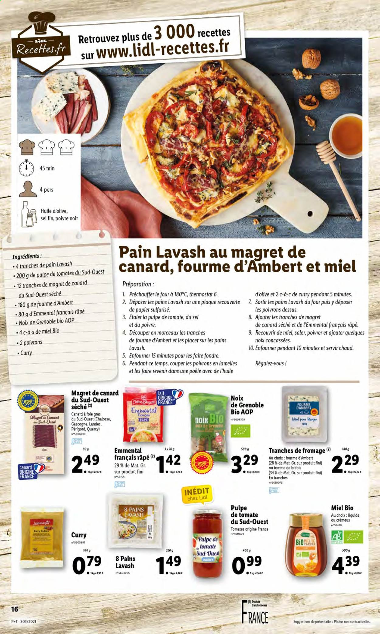 Catalogue Lidl - 20.01.2021 - 26.01.2021. Page 16.