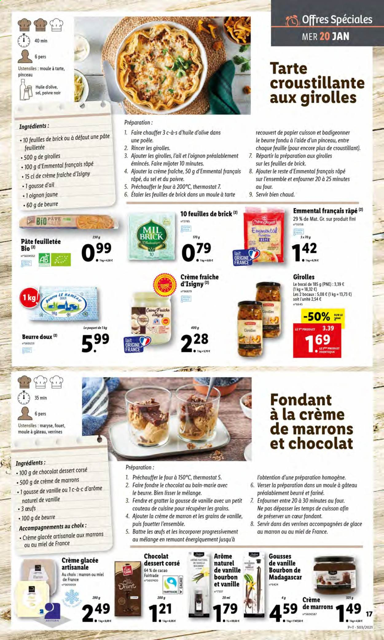 Catalogue Lidl - 20.01.2021 - 26.01.2021. Page 17.
