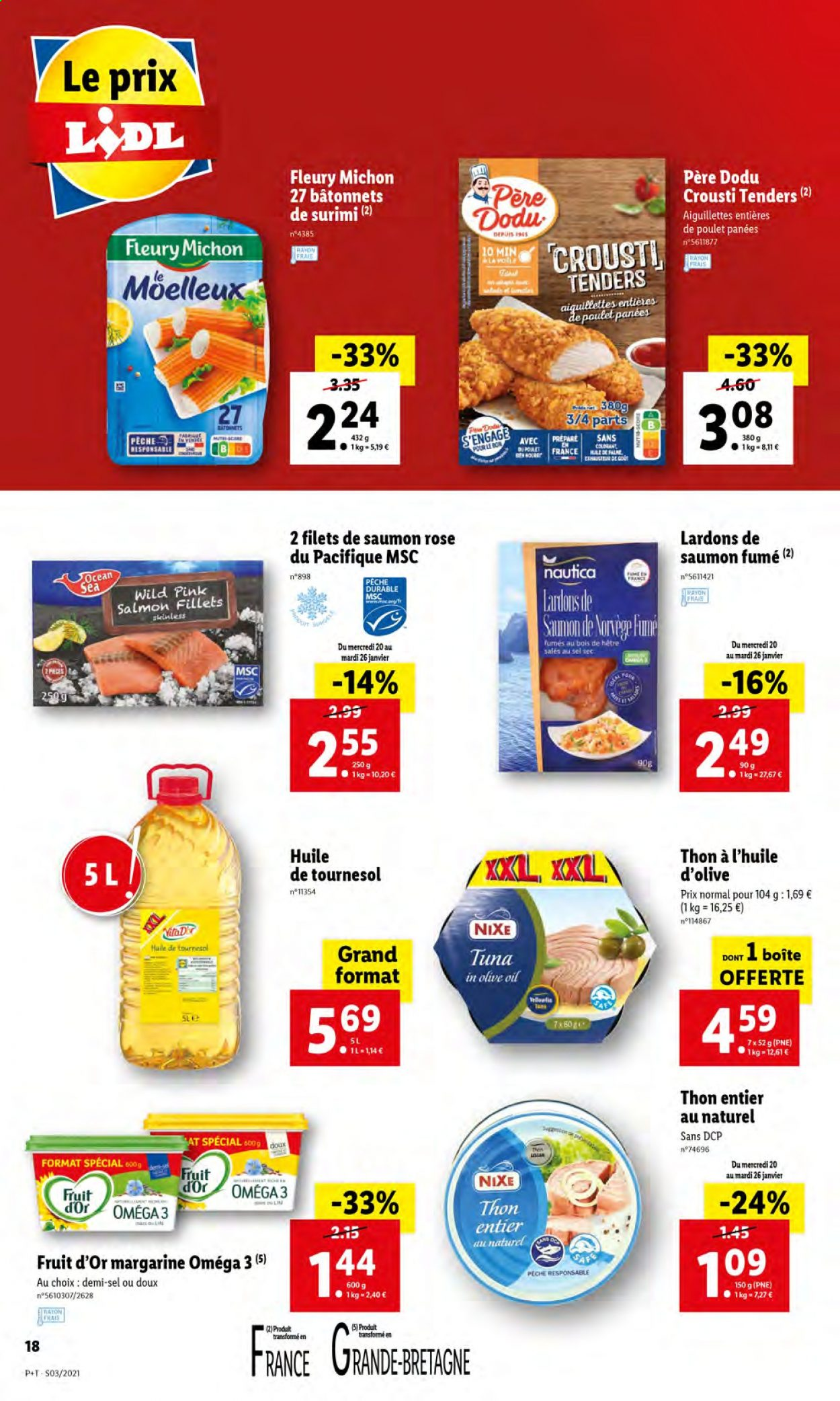 Catalogue Lidl - 20.01.2021 - 26.01.2021. Page 22.