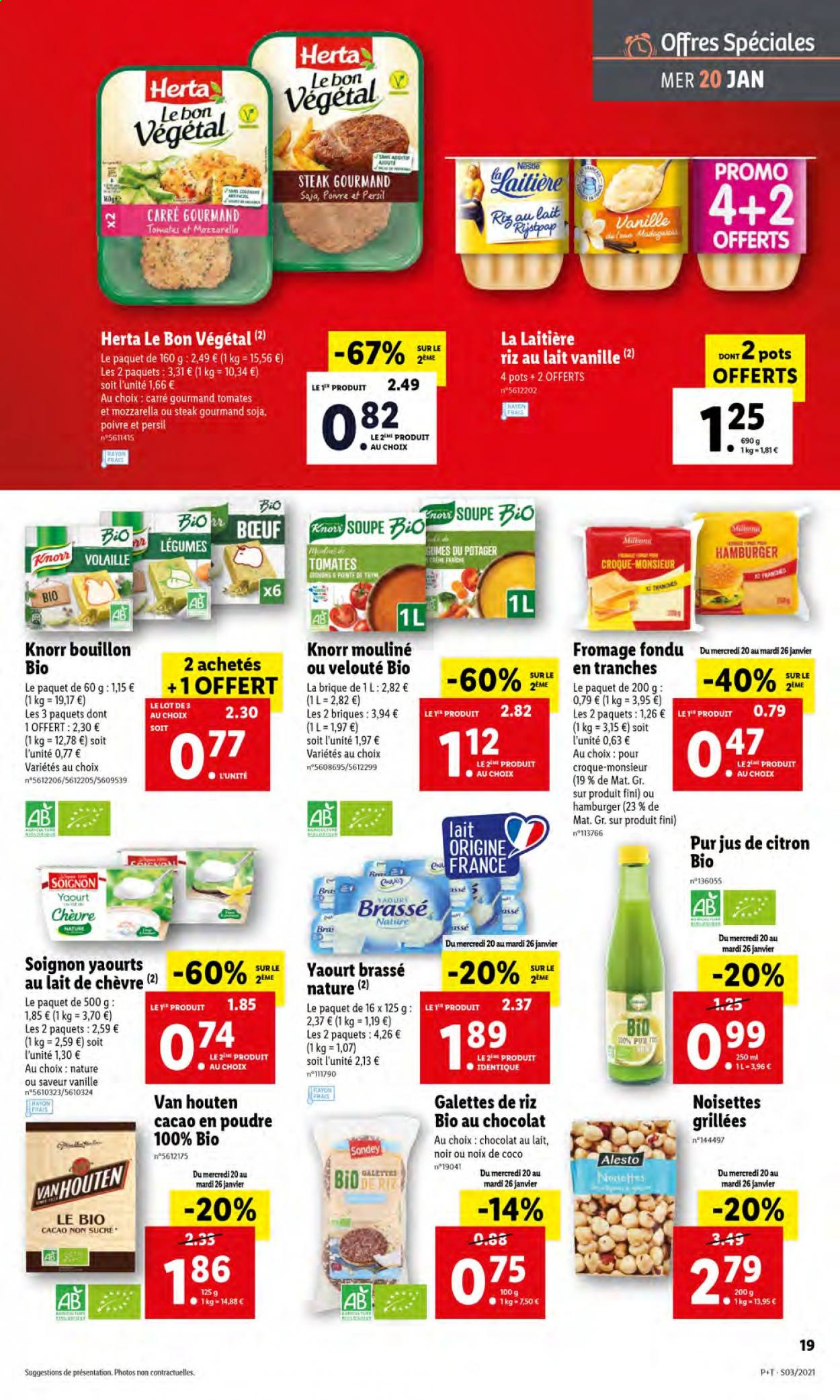 Catalogue Lidl - 20.01.2021 - 26.01.2021. Page 23.