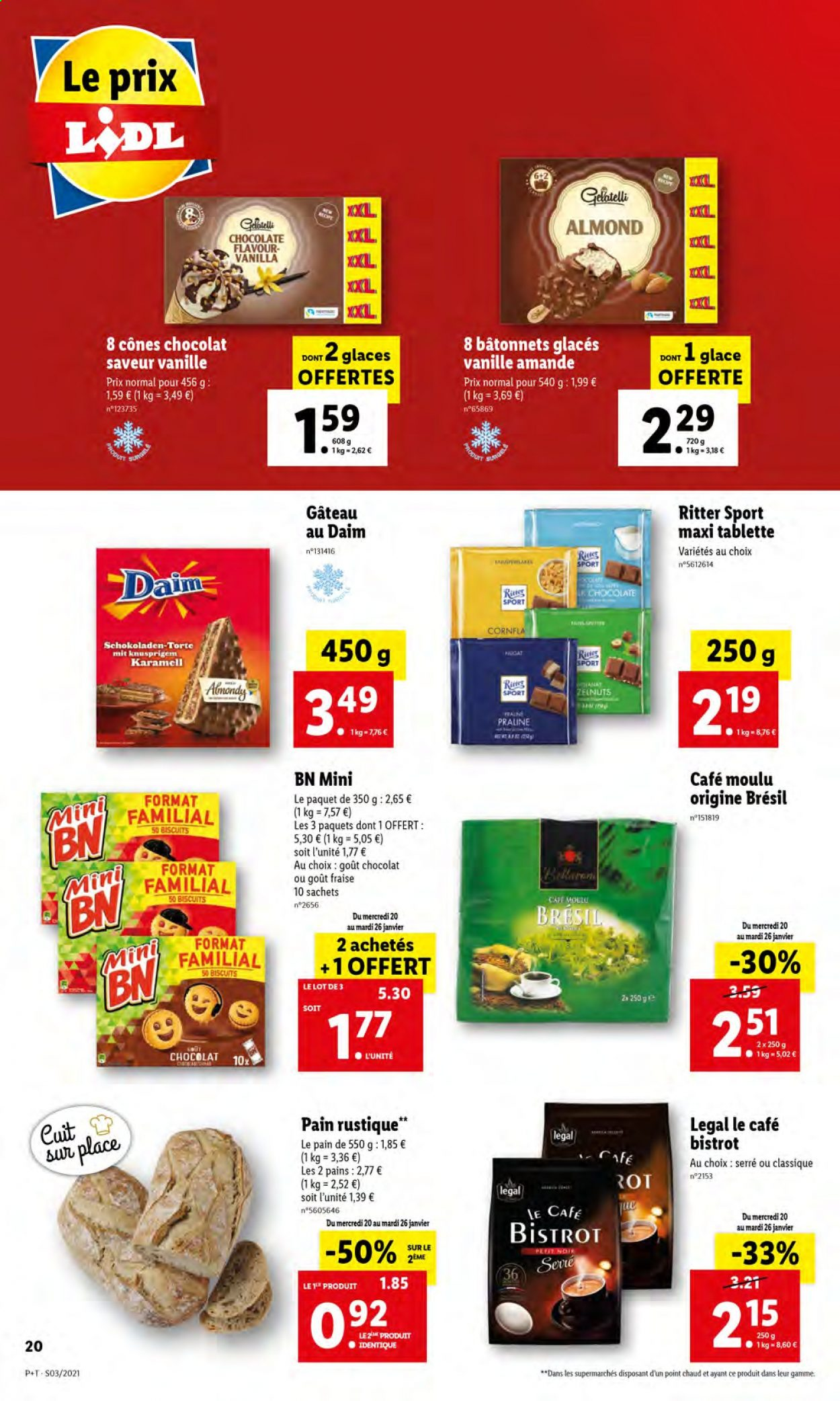Catalogue Lidl - 20.01.2021 - 26.01.2021. Page 24.