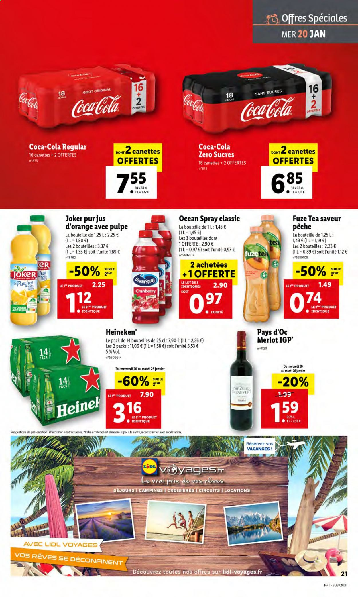 Catalogue Lidl - 20.01.2021 - 26.01.2021. Page 25.