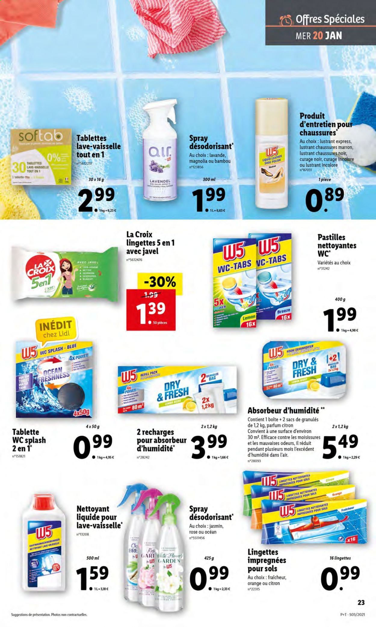 Catalogue Lidl - 20.01.2021 - 26.01.2021. Page 27.