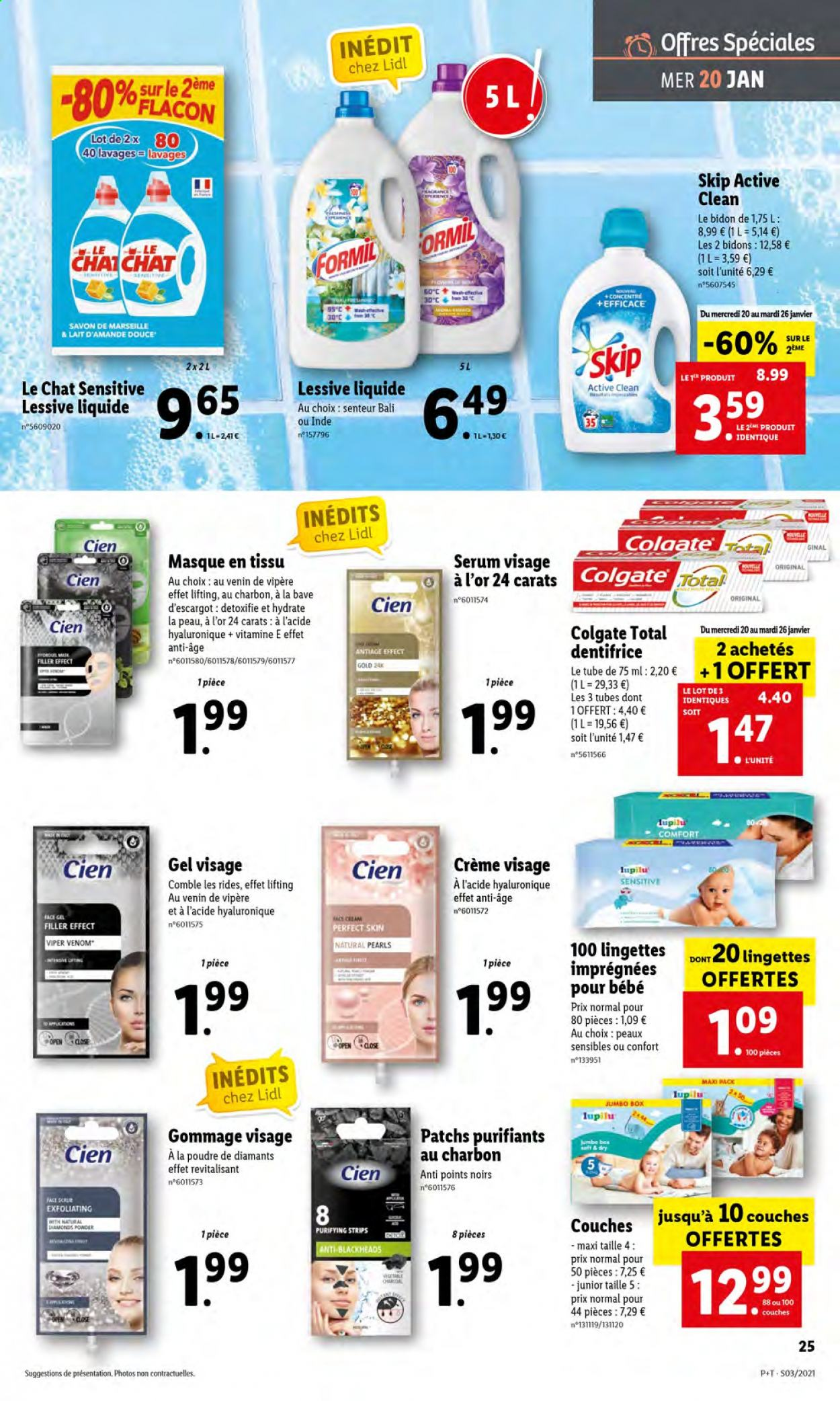 Catalogue Lidl - 20.01.2021 - 26.01.2021. Page 29.
