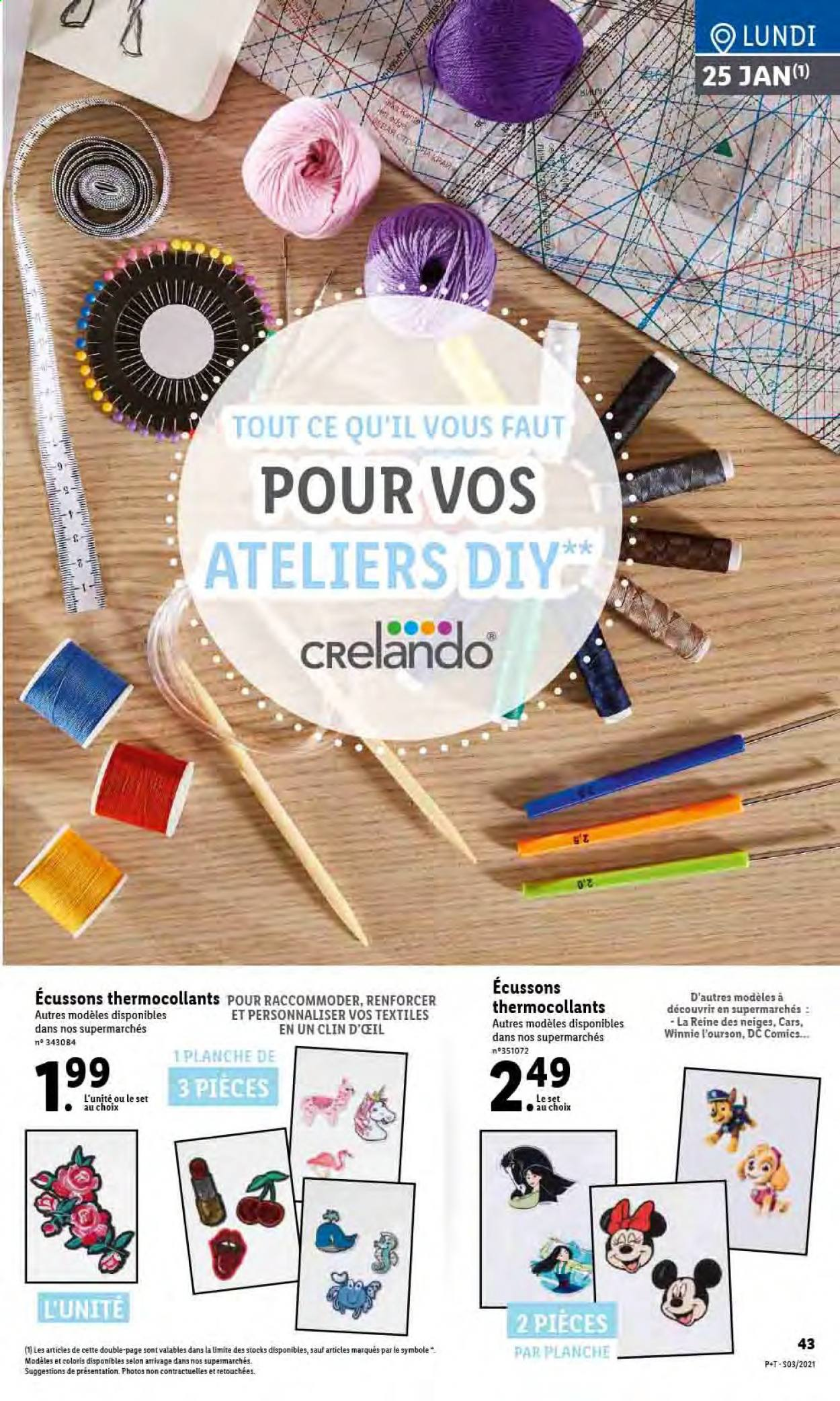 Catalogue Lidl - 20.01.2021 - 26.01.2021. Page 45.