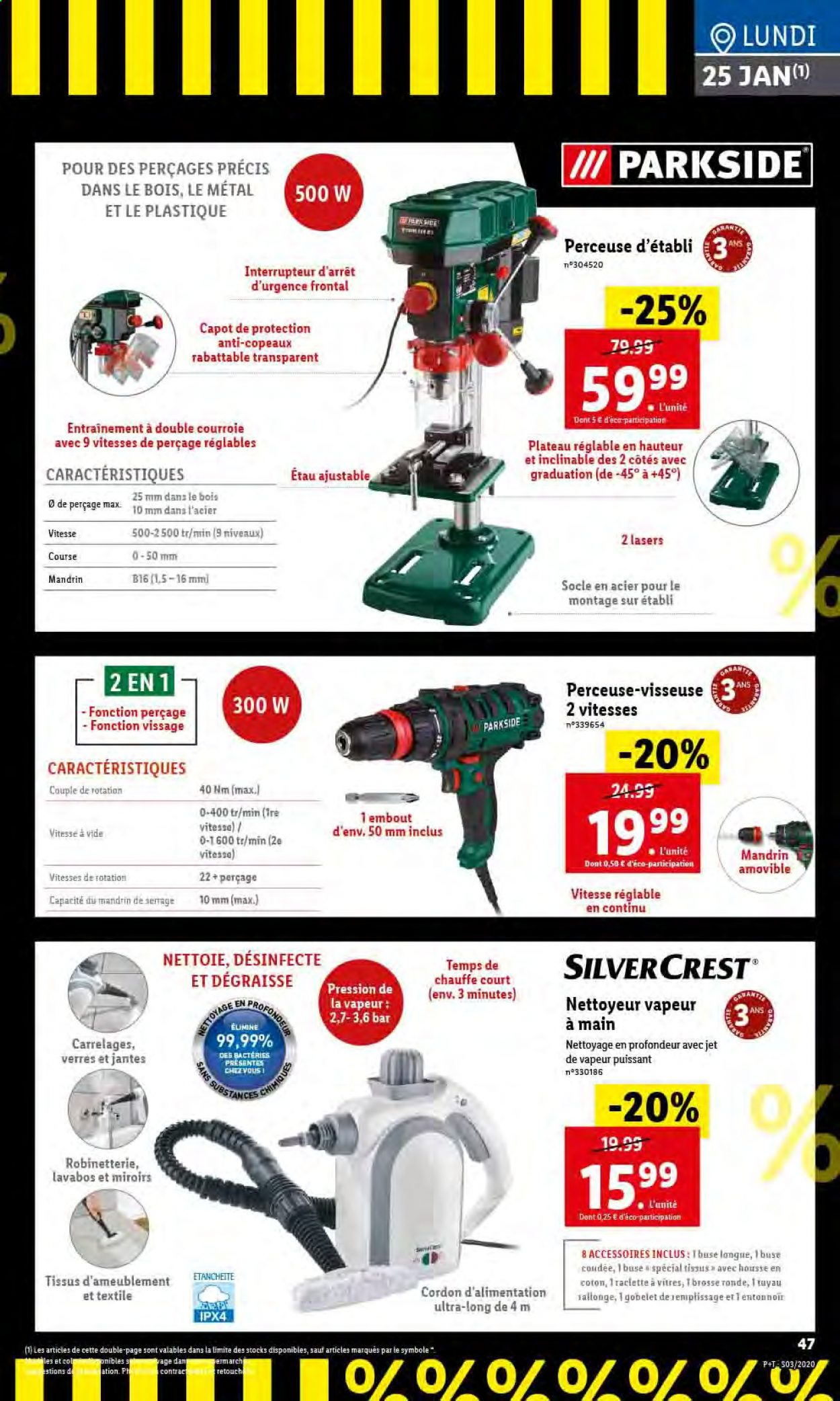 Catalogue Lidl - 20.01.2021 - 26.01.2021. Page 49.