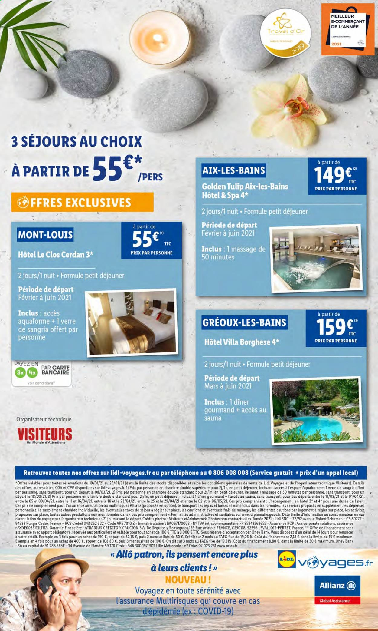 Catalogue Lidl - 20.01.2021 - 26.01.2021. Page 55.