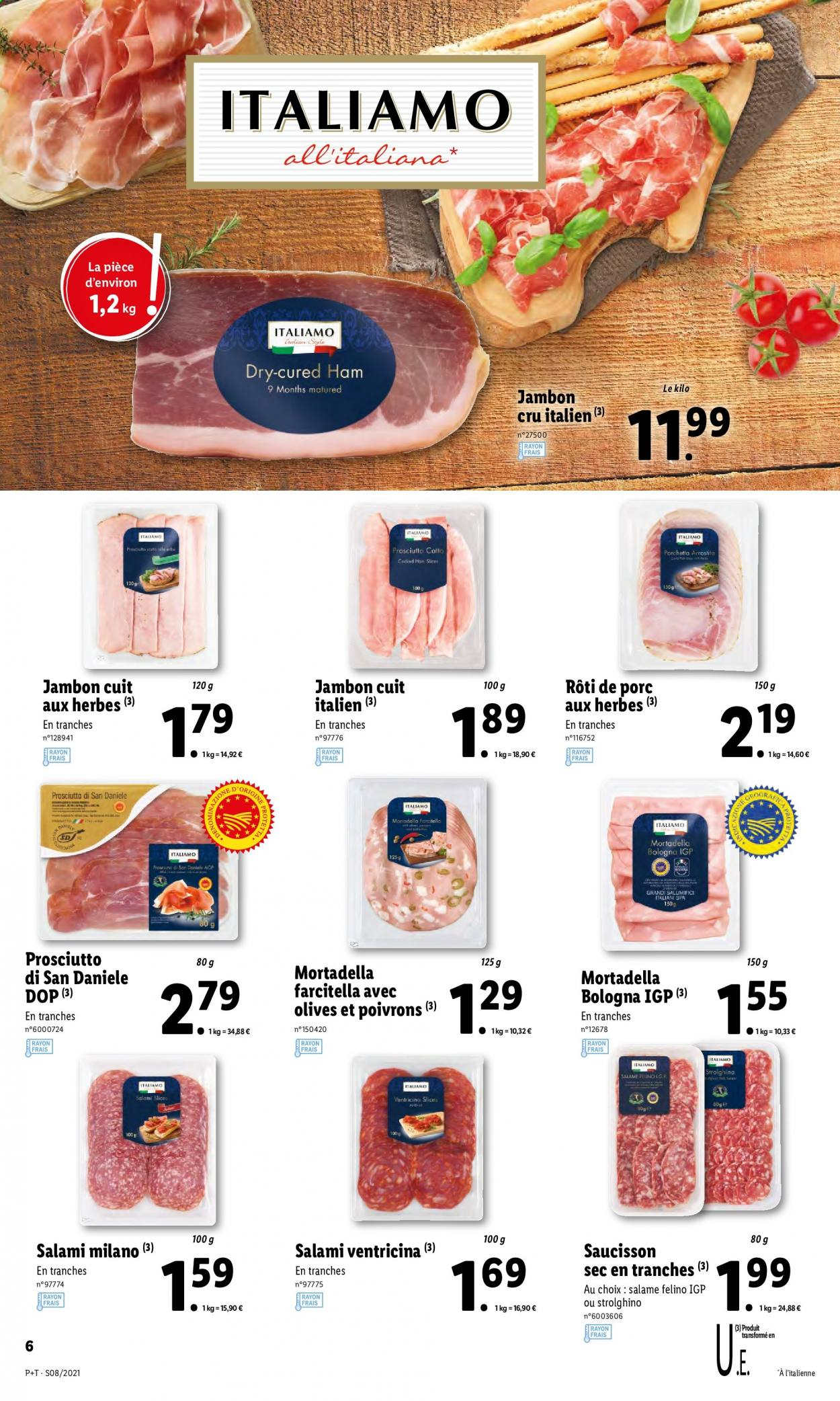 Catalogue Lidl - 24.02.2021 - 02.03.2021. Page 6.