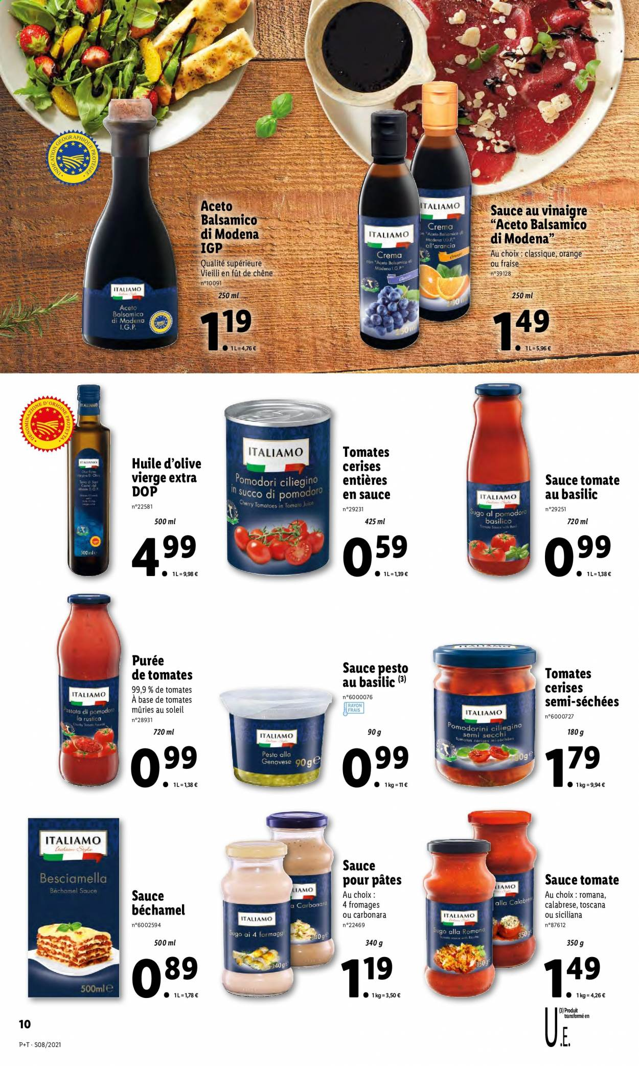 Catalogue Lidl - 24.02.2021 - 02.03.2021. Page 10.
