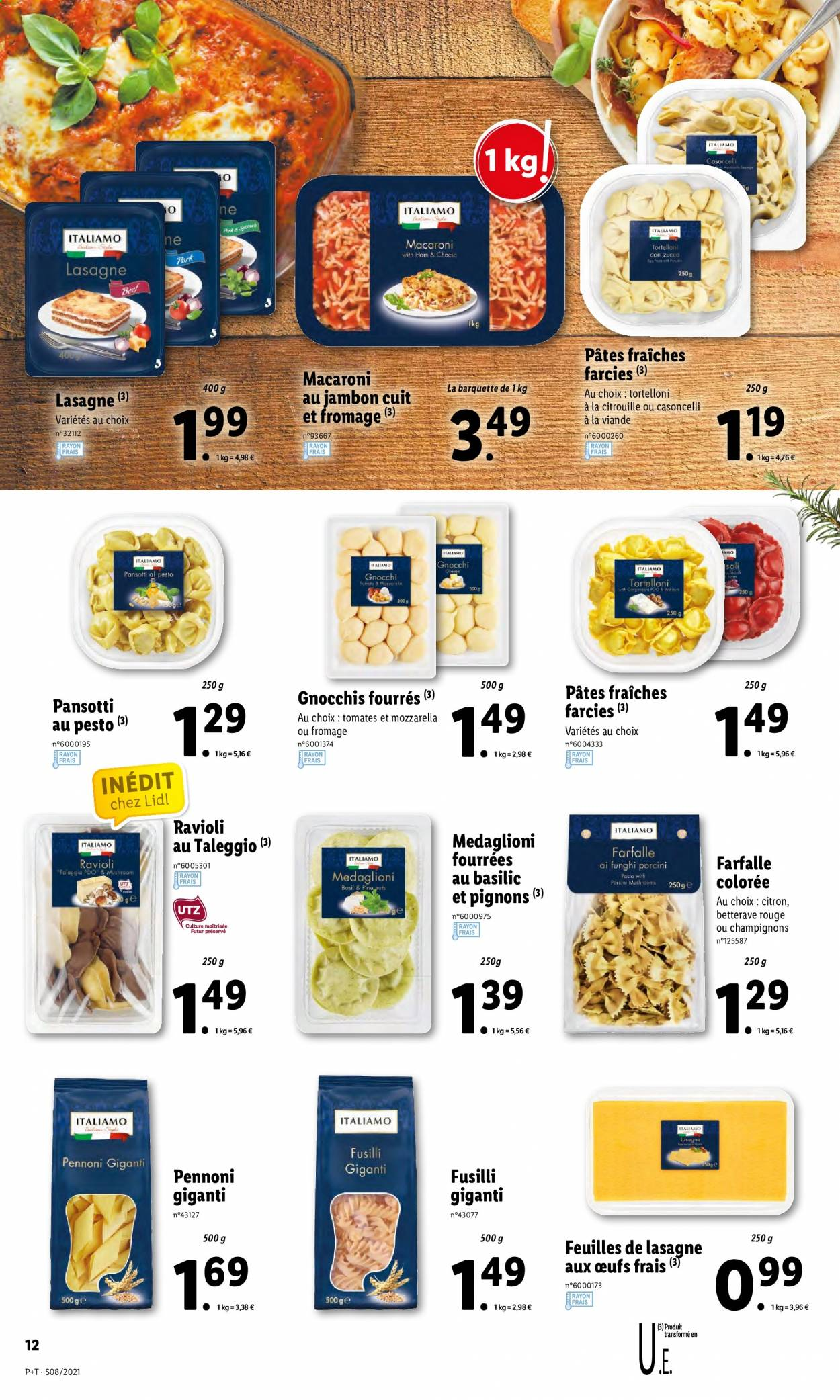Catalogue Lidl - 24.02.2021 - 02.03.2021. Page 12.