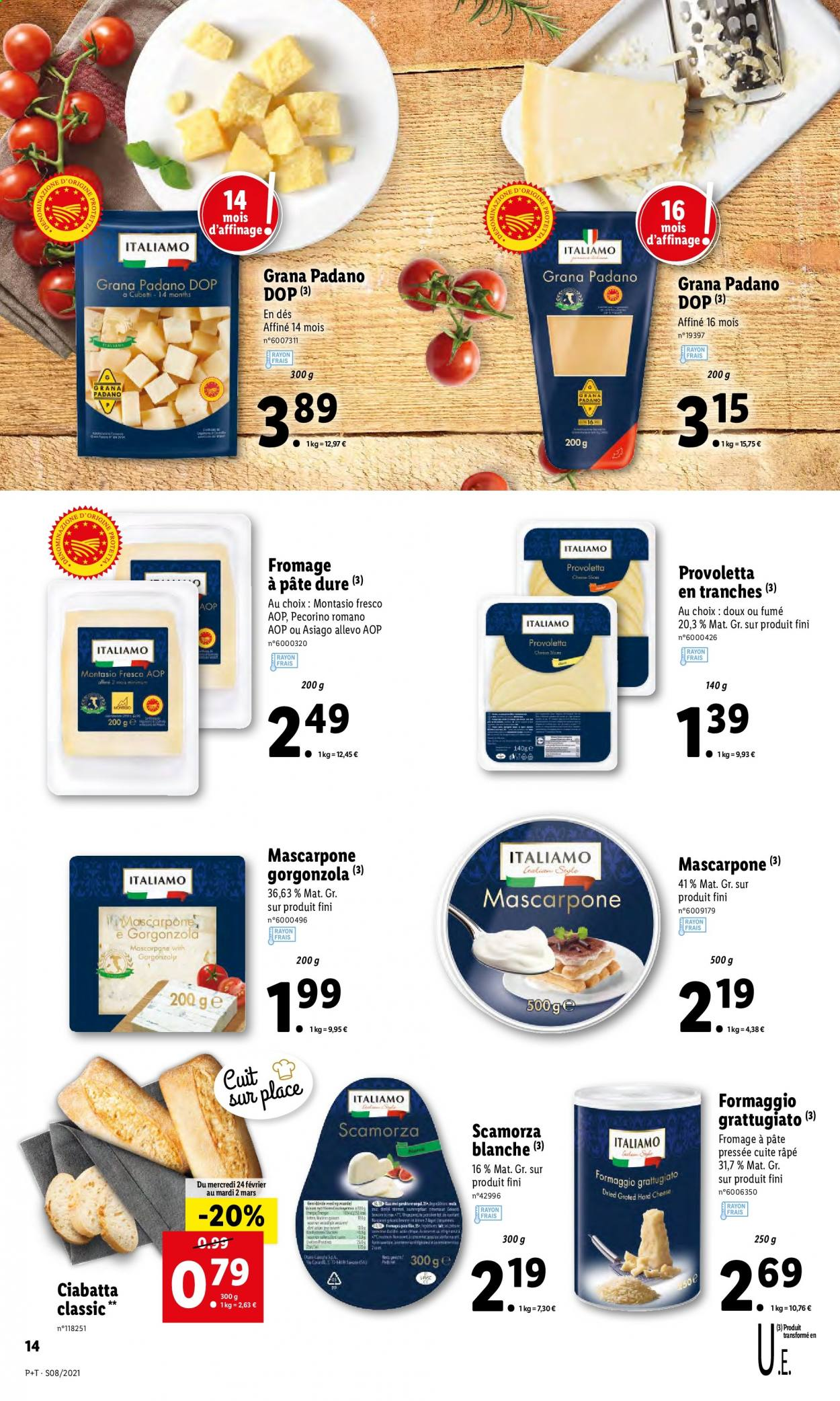 Catalogue Lidl - 24.02.2021 - 02.03.2021. Page 14.