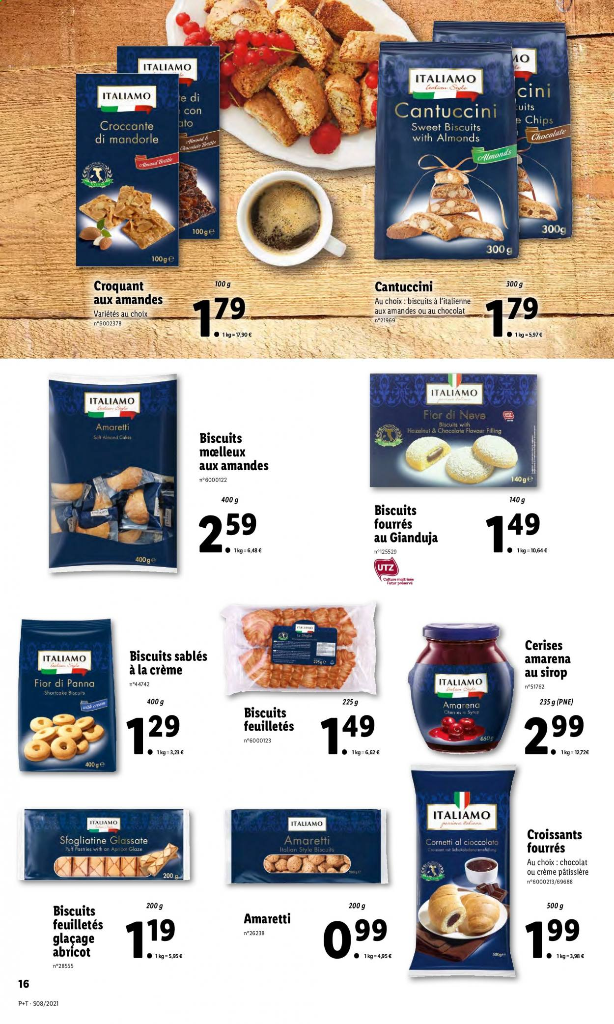 Catalogue Lidl - 24.02.2021 - 02.03.2021. Page 16.
