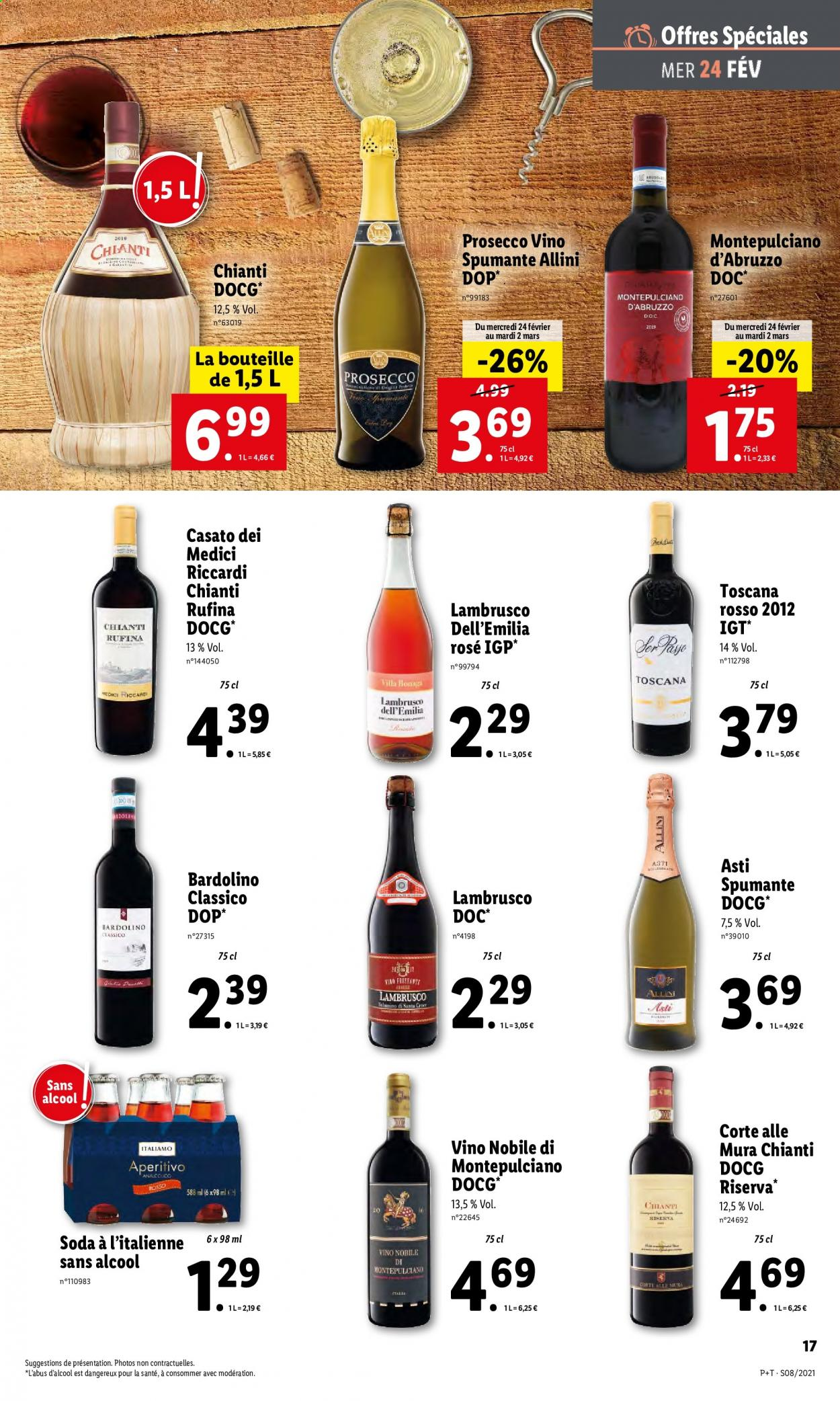 Catalogue Lidl - 24.02.2021 - 02.03.2021. Page 17.