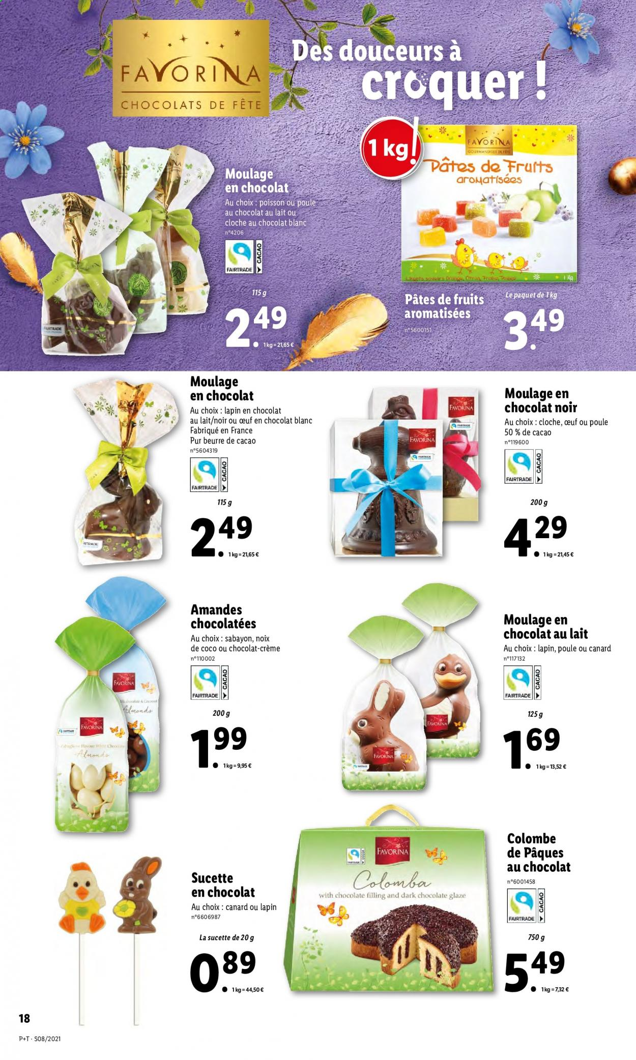 Catalogue Lidl - 24.02.2021 - 02.03.2021. Page 18.