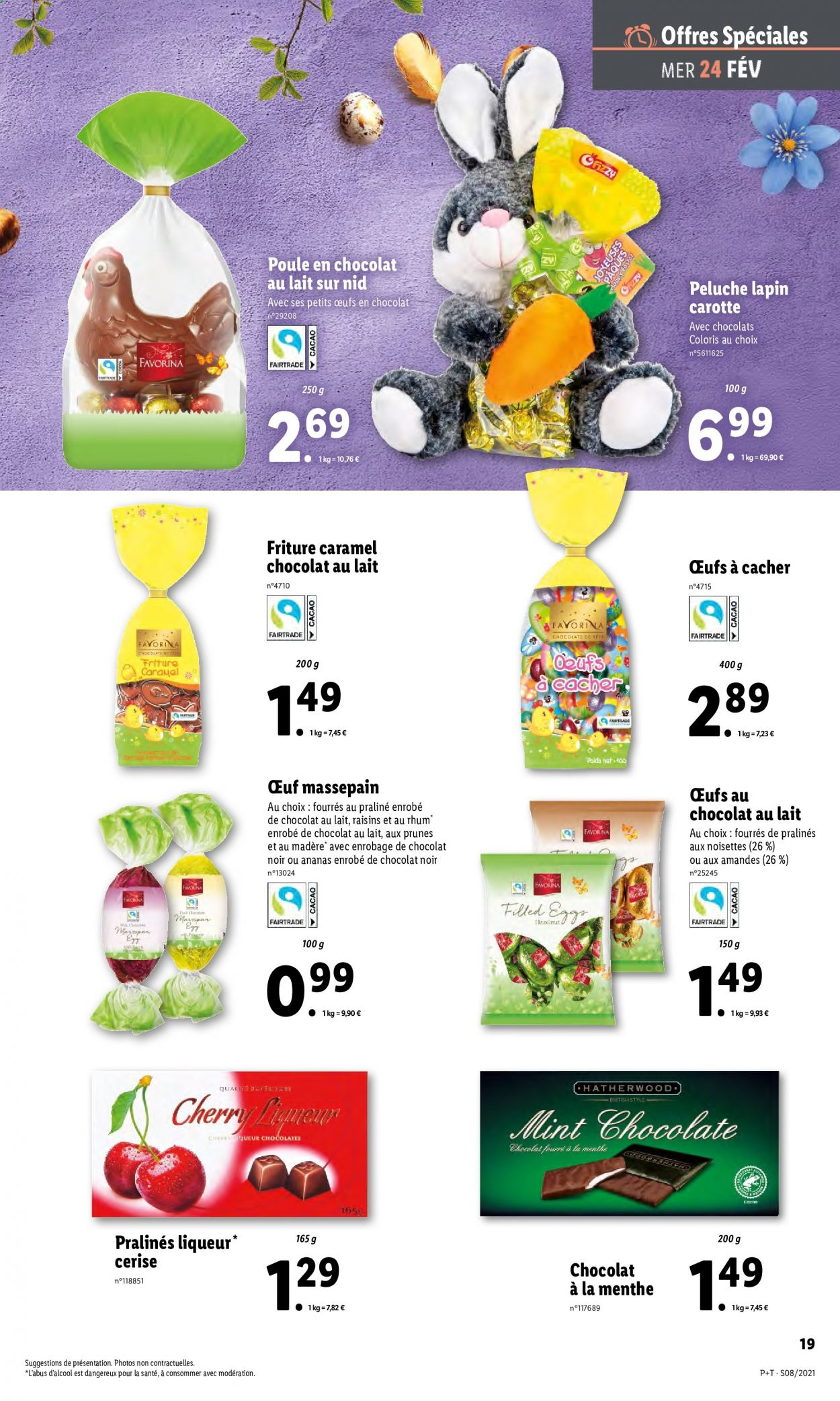 Catalogue Lidl - 24.02.2021 - 02.03.2021. Page 19.