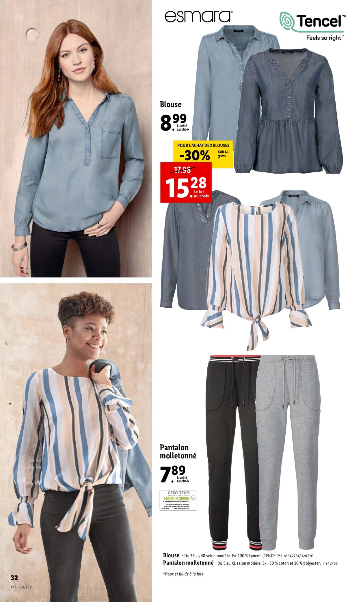 Catalogue Lidl - 24.02.2021 - 02.03.2021. Page 32.