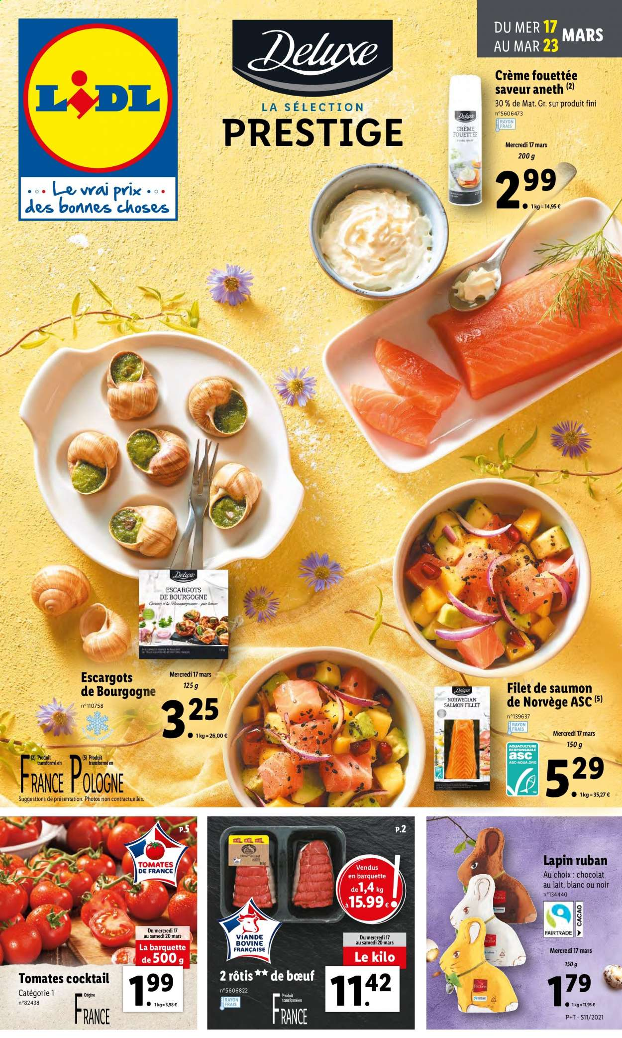 Catalogue Lidl - 17.03.2021 - 23.03.2021. Page 1.