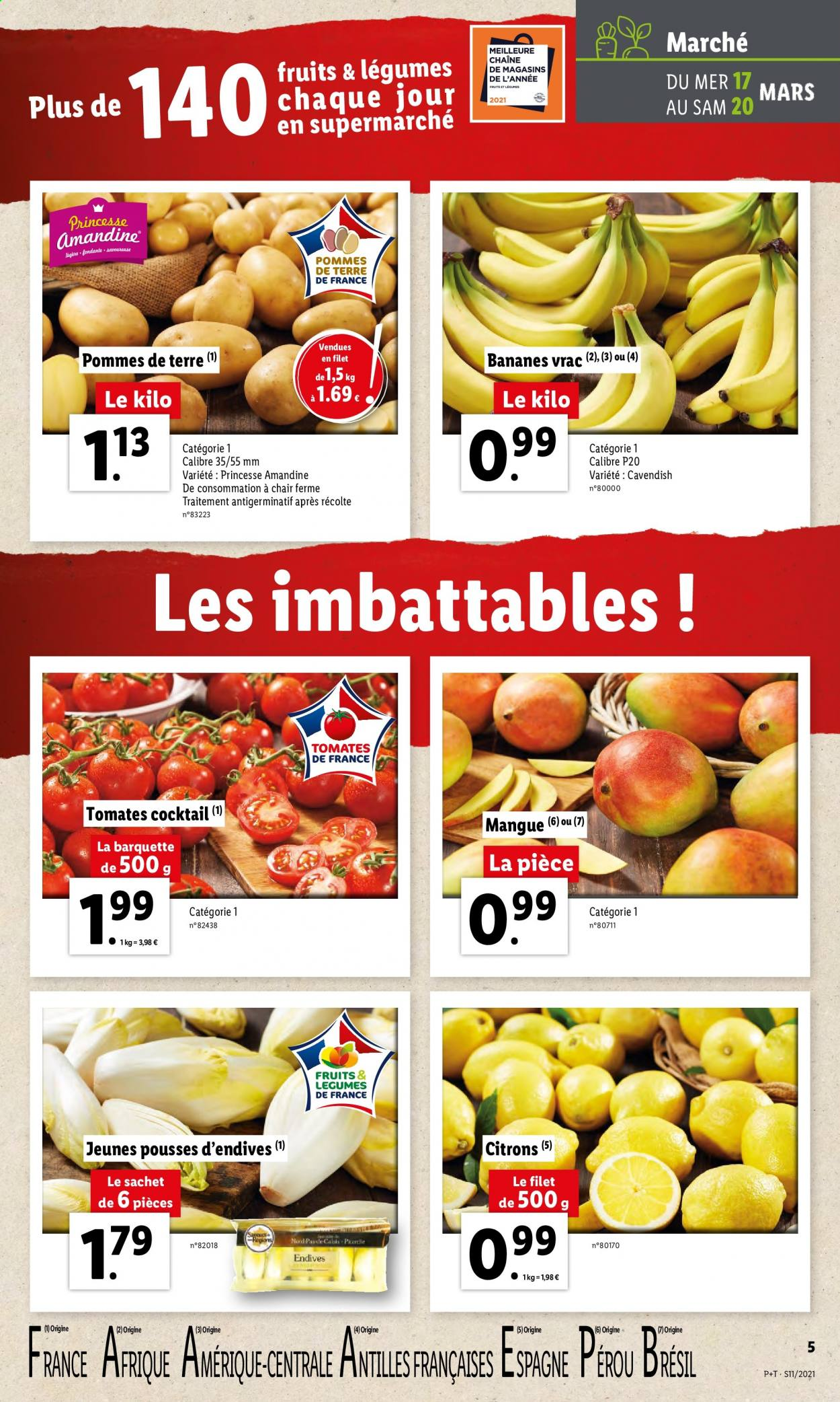 Catalogue Lidl - 17.03.2021 - 23.03.2021. Page 5.