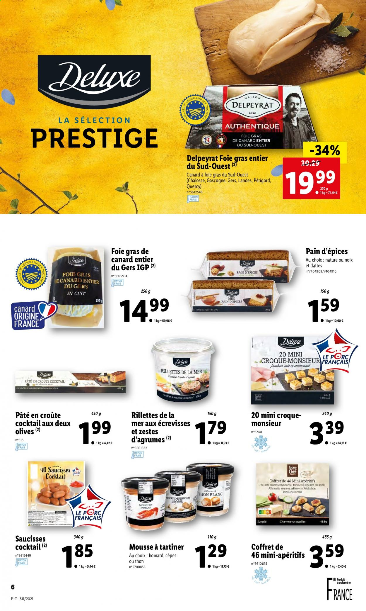 Catalogue Lidl - 17.03.2021 - 23.03.2021. Page 6.