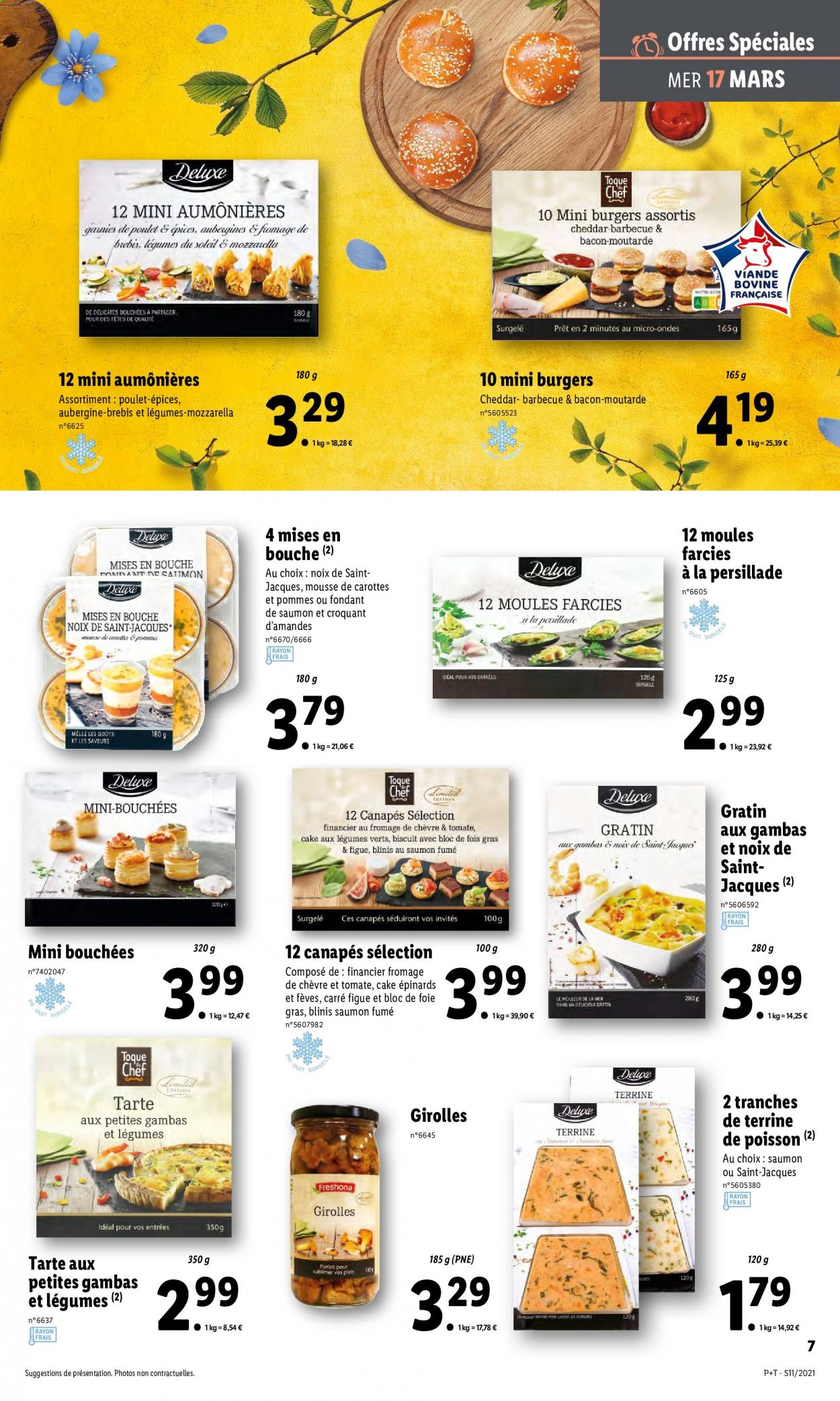 Catalogue Lidl - 17.03.2021 - 23.03.2021. Page 7.