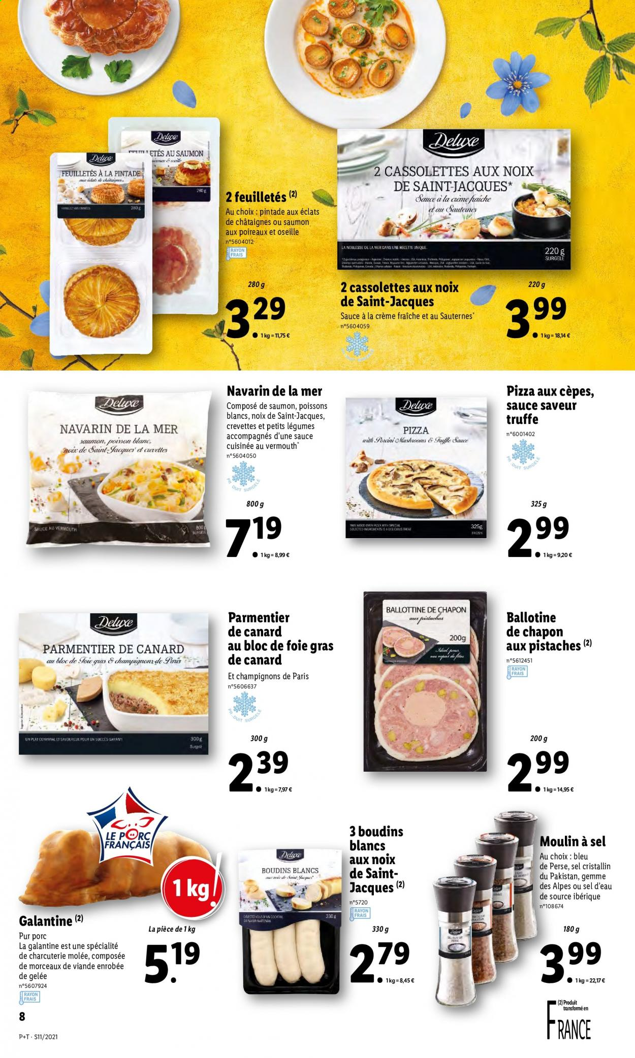 Catalogue Lidl - 17.03.2021 - 23.03.2021. Page 8.