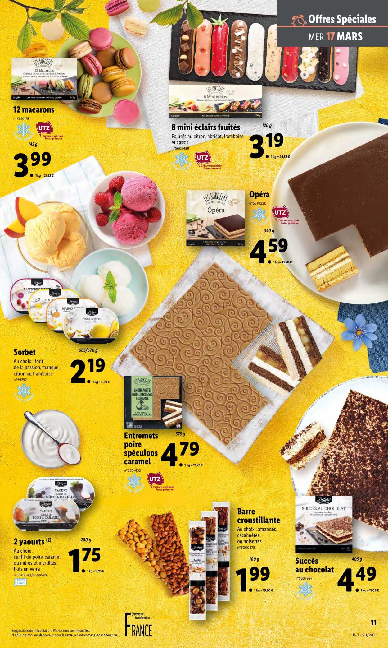 Catalogue Lidl - 17.03.2021 - 23.03.2021. Page 11.