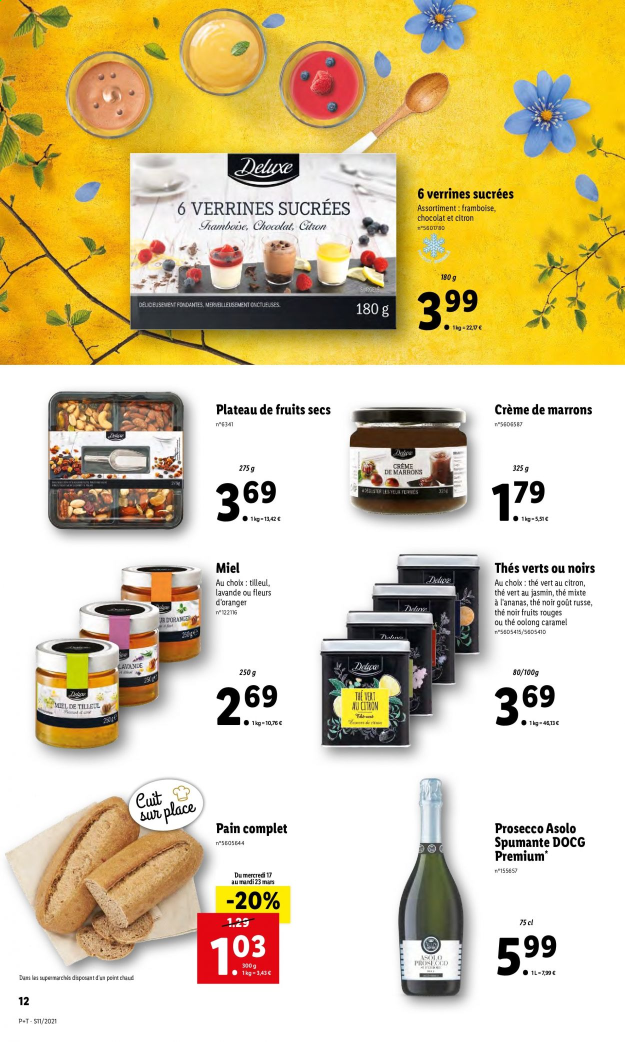 Catalogue Lidl - 17.03.2021 - 23.03.2021. Page 12.