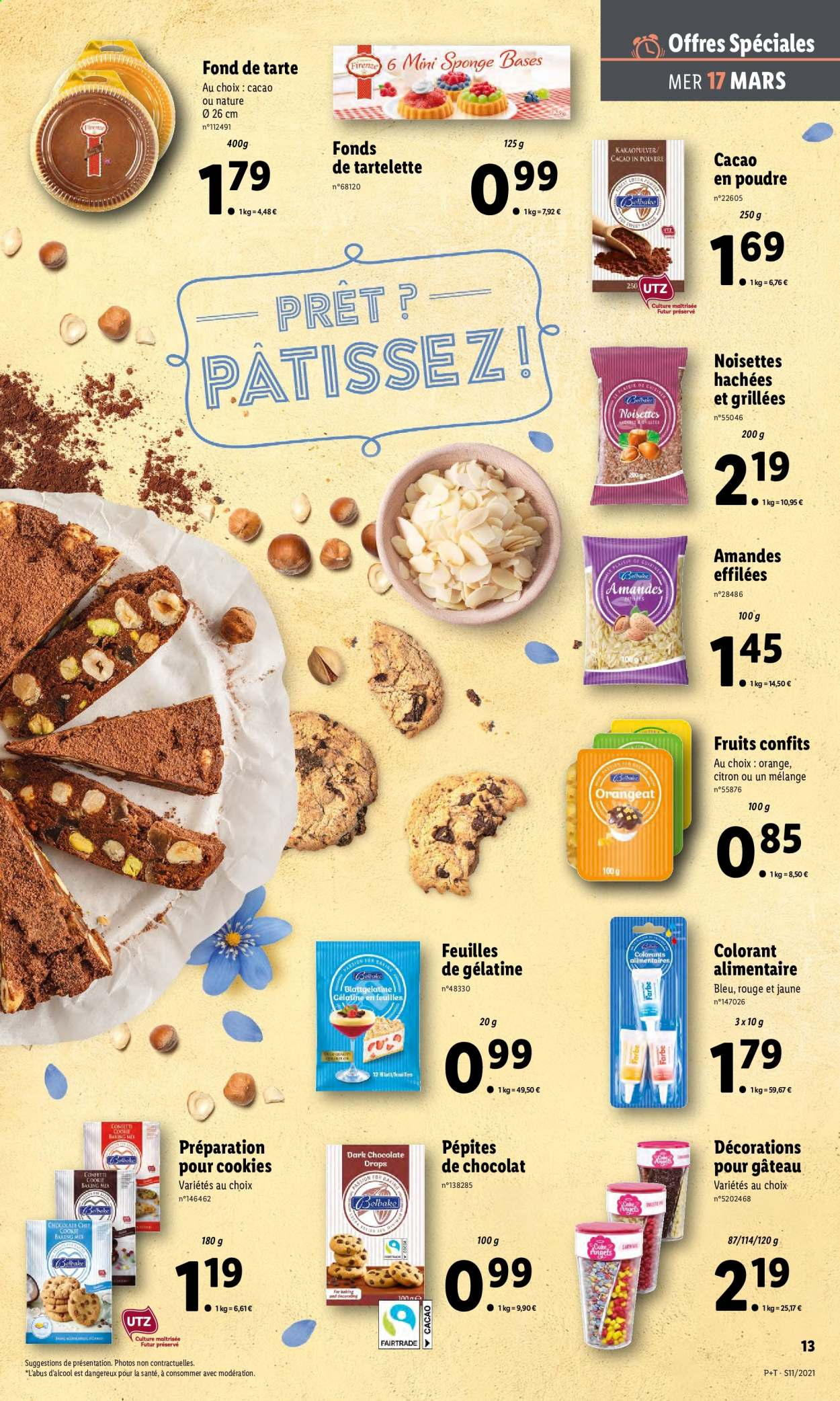 Catalogue Lidl - 17.03.2021 - 23.03.2021. Page 13.