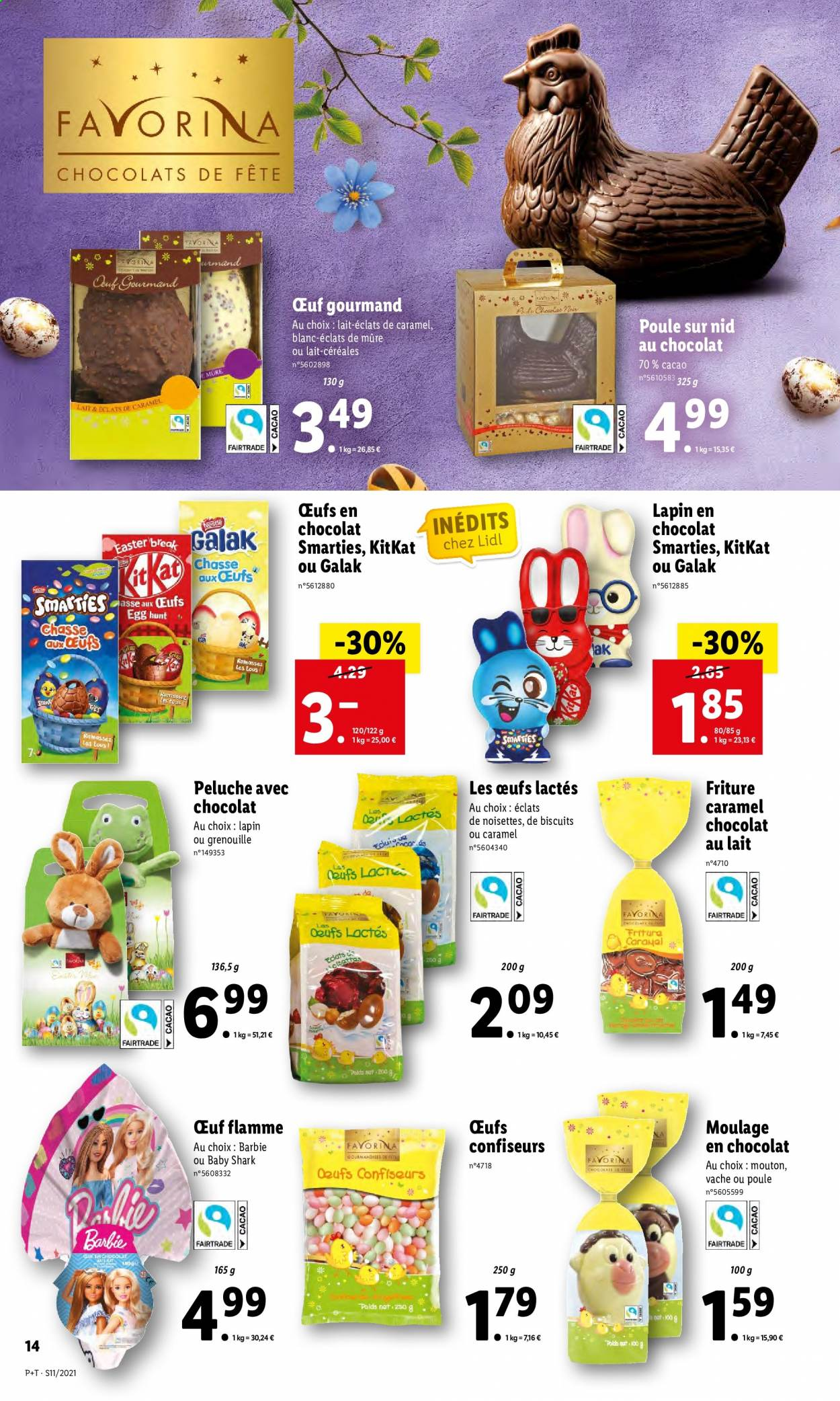 Catalogue Lidl - 17.03.2021 - 23.03.2021. Page 14.