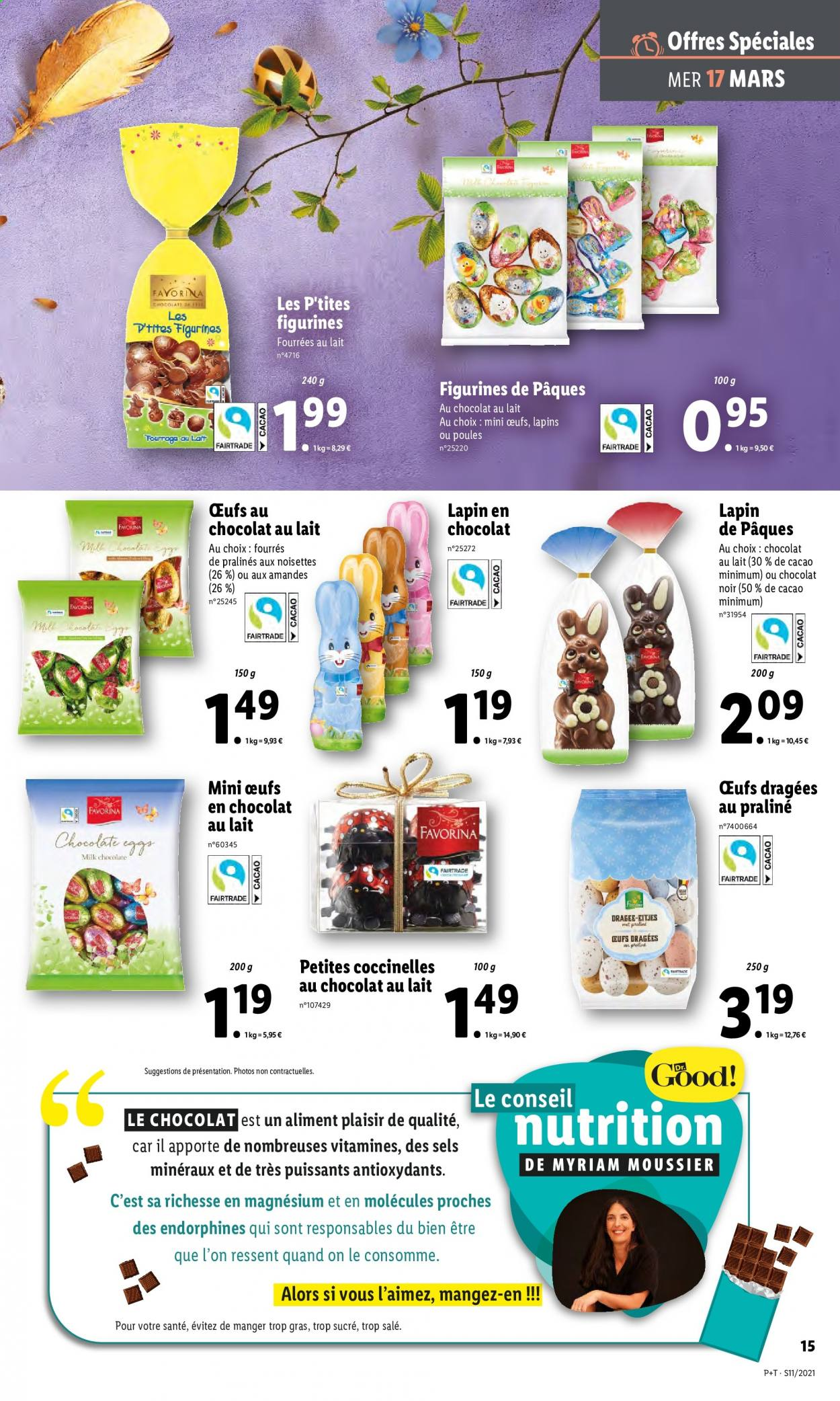 Catalogue Lidl - 17.03.2021 - 23.03.2021. Page 15.