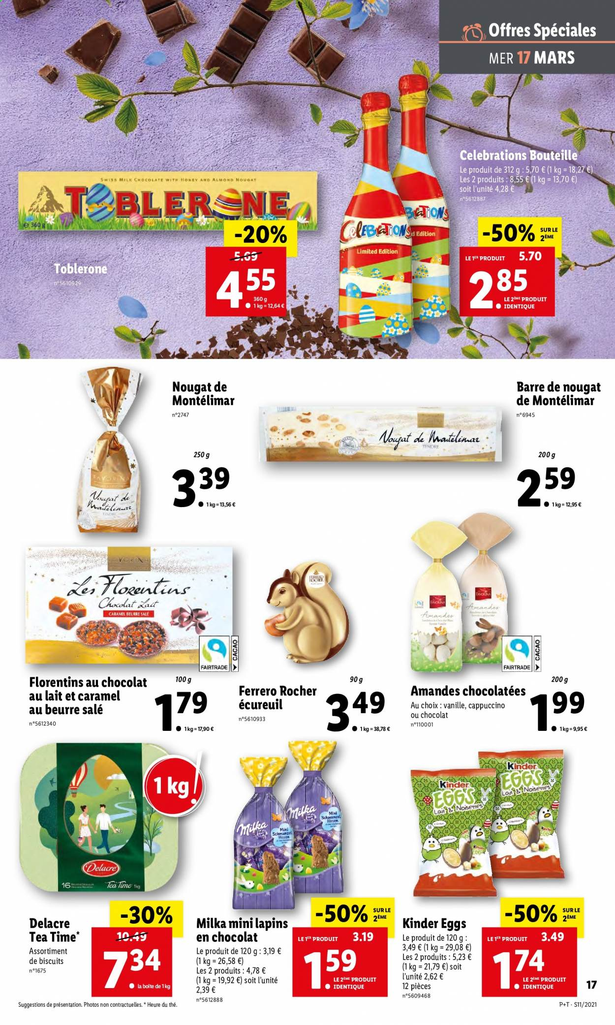 Catalogue Lidl - 17.03.2021 - 23.03.2021. Page 17.