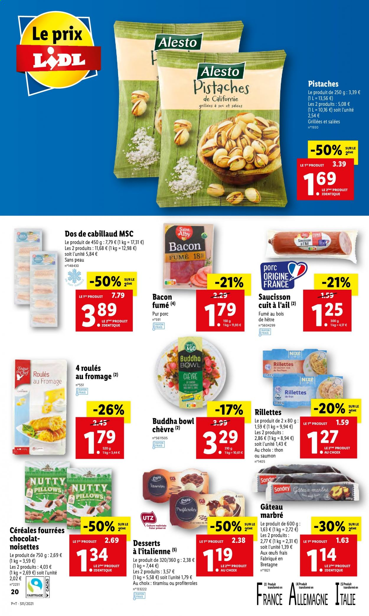 Catalogue Lidl - 17.03.2021 - 23.03.2021. Page 22.