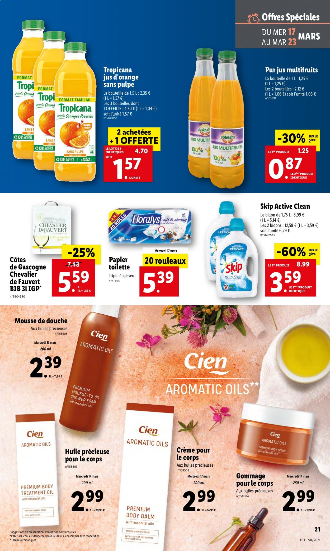 Catalogue Lidl - 17.03.2021 - 23.03.2021. Page 23.