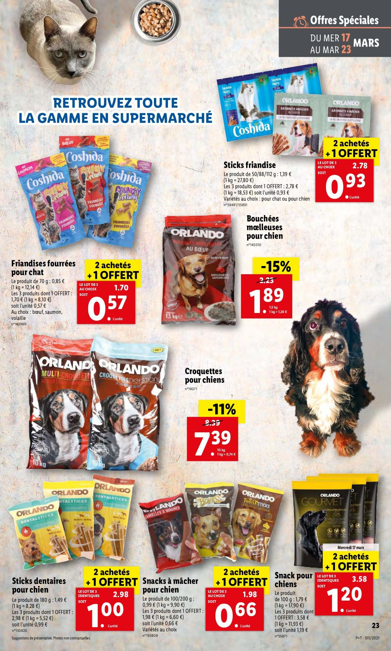 Catalogue Lidl - 17.03.2021 - 23.03.2021. Page 25.