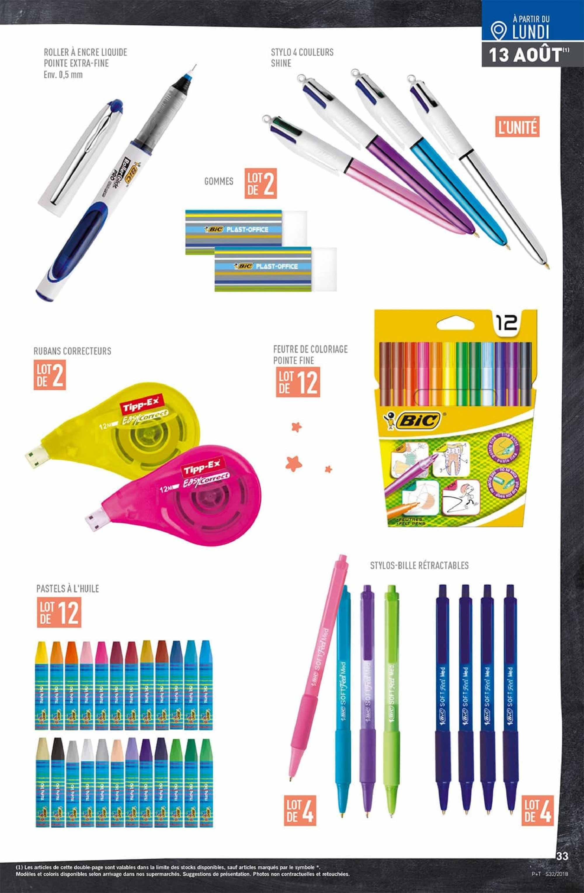 Catalogue Lidl - 08.08.2018 - 14.08.2018. Page 33.