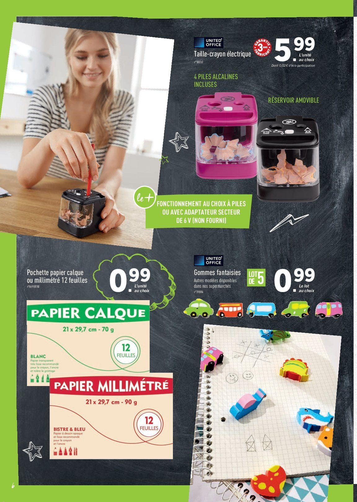 Catalogue Lidl - 09.08.2018 - 16.08.2018. Page 6.