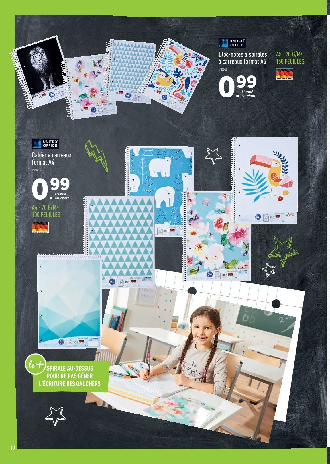 Catalogue Lidl - 09.08.2018 - 16.08.2018. Page 12.