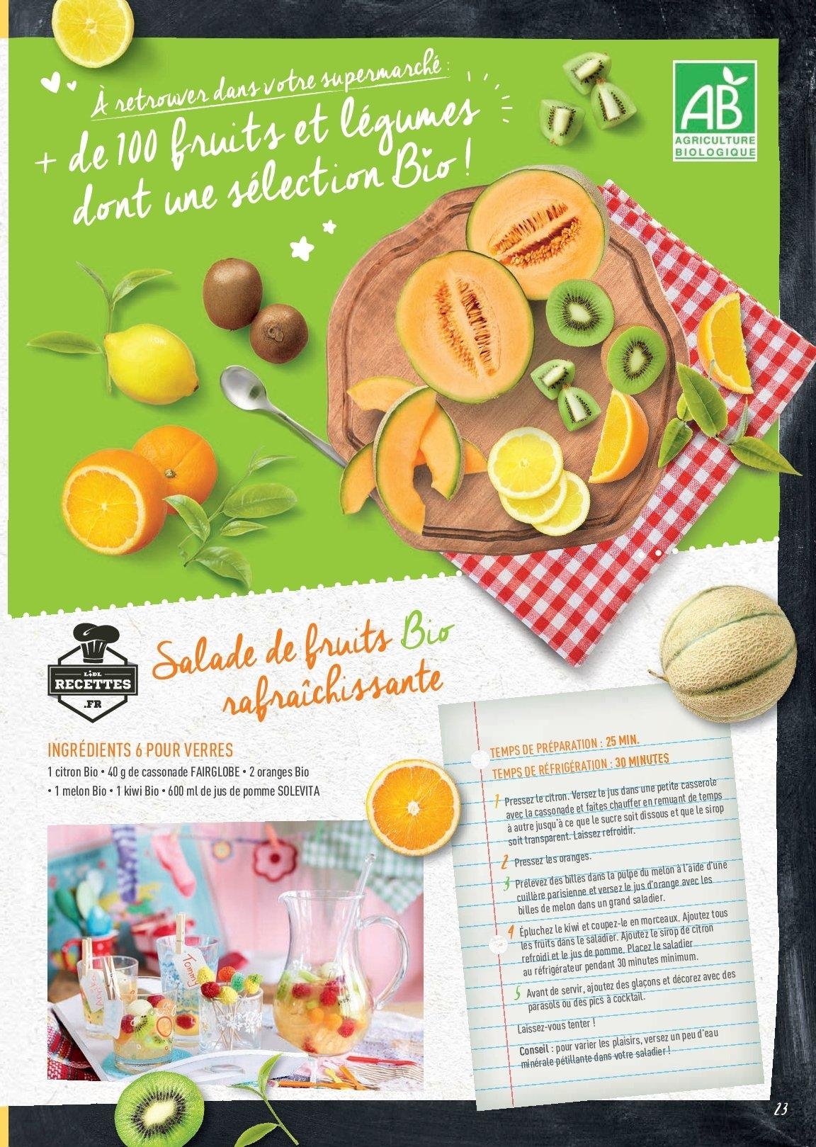 Catalogue Lidl - 09.08.2018 - 16.08.2018. Page 23.
