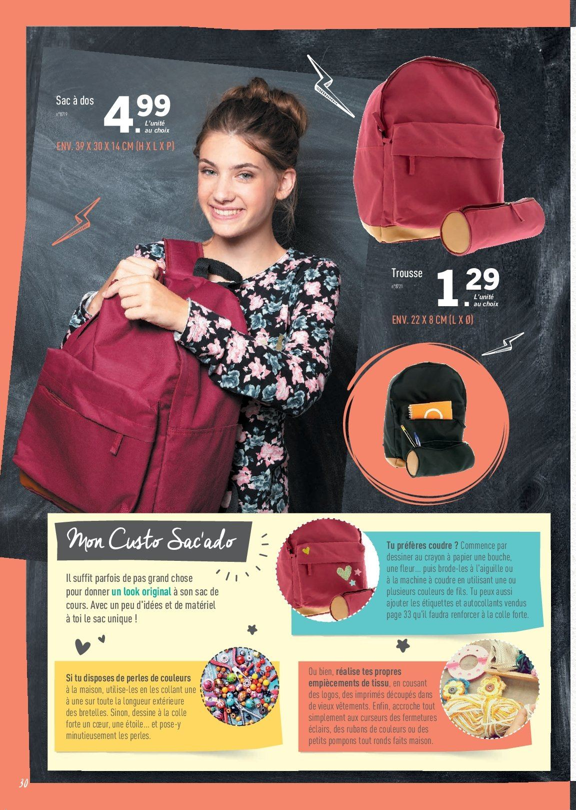 Catalogue Lidl - 09.08.2018 - 16.08.2018. Page 30.