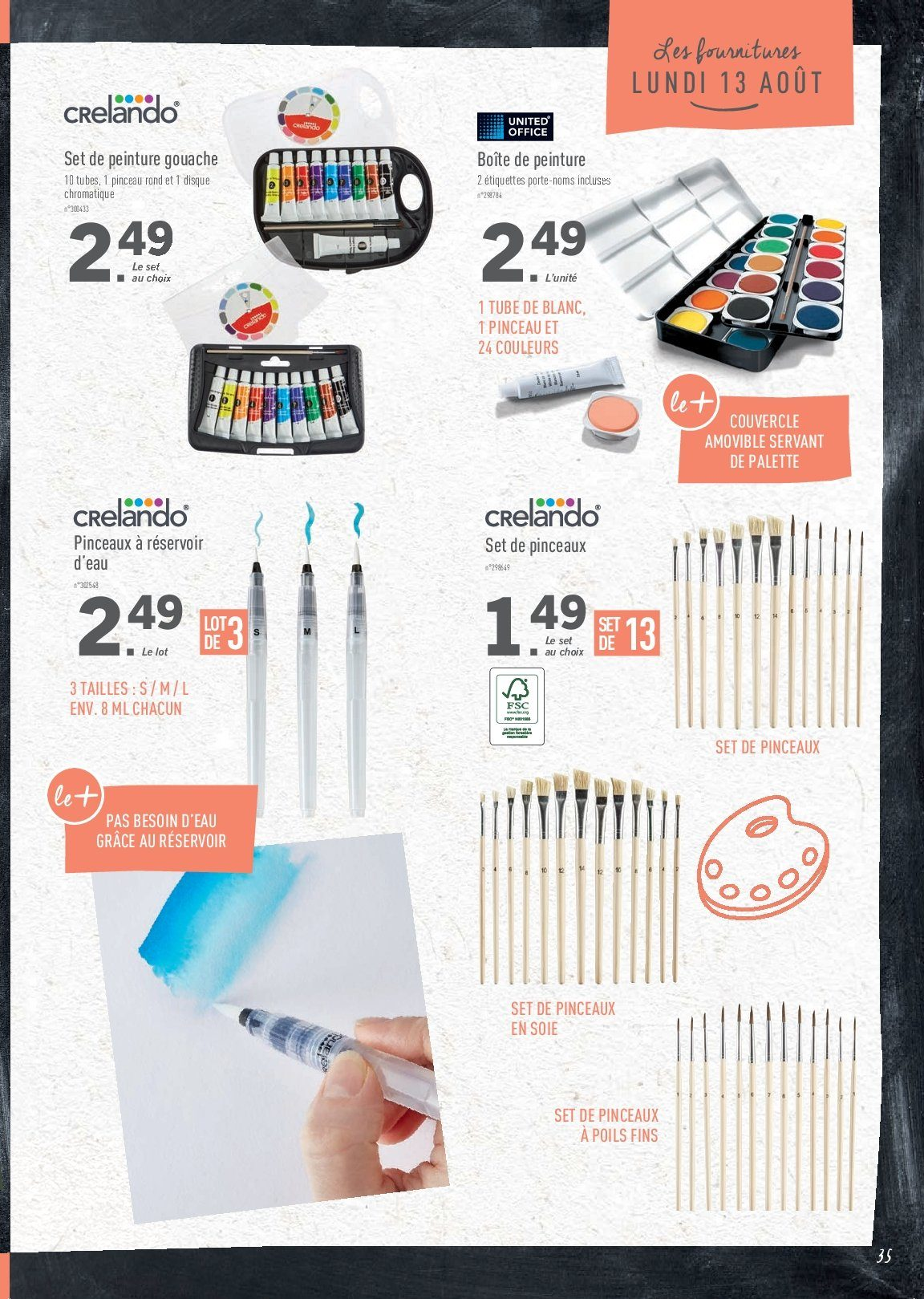 Catalogue Lidl - 09.08.2018 - 16.08.2018. Page 35.