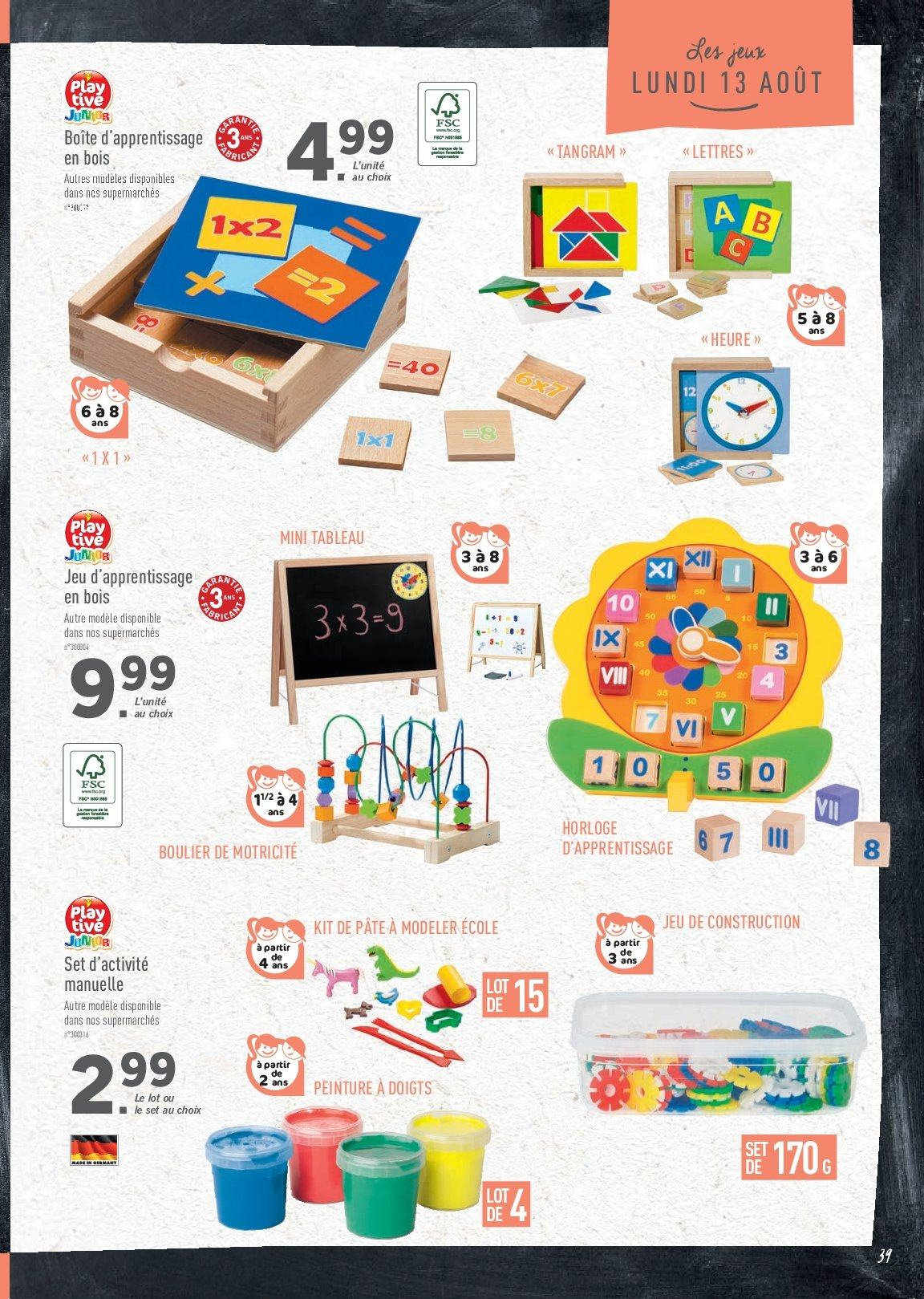 Catalogue Lidl - 09.08.2018 - 16.08.2018. Page 39.