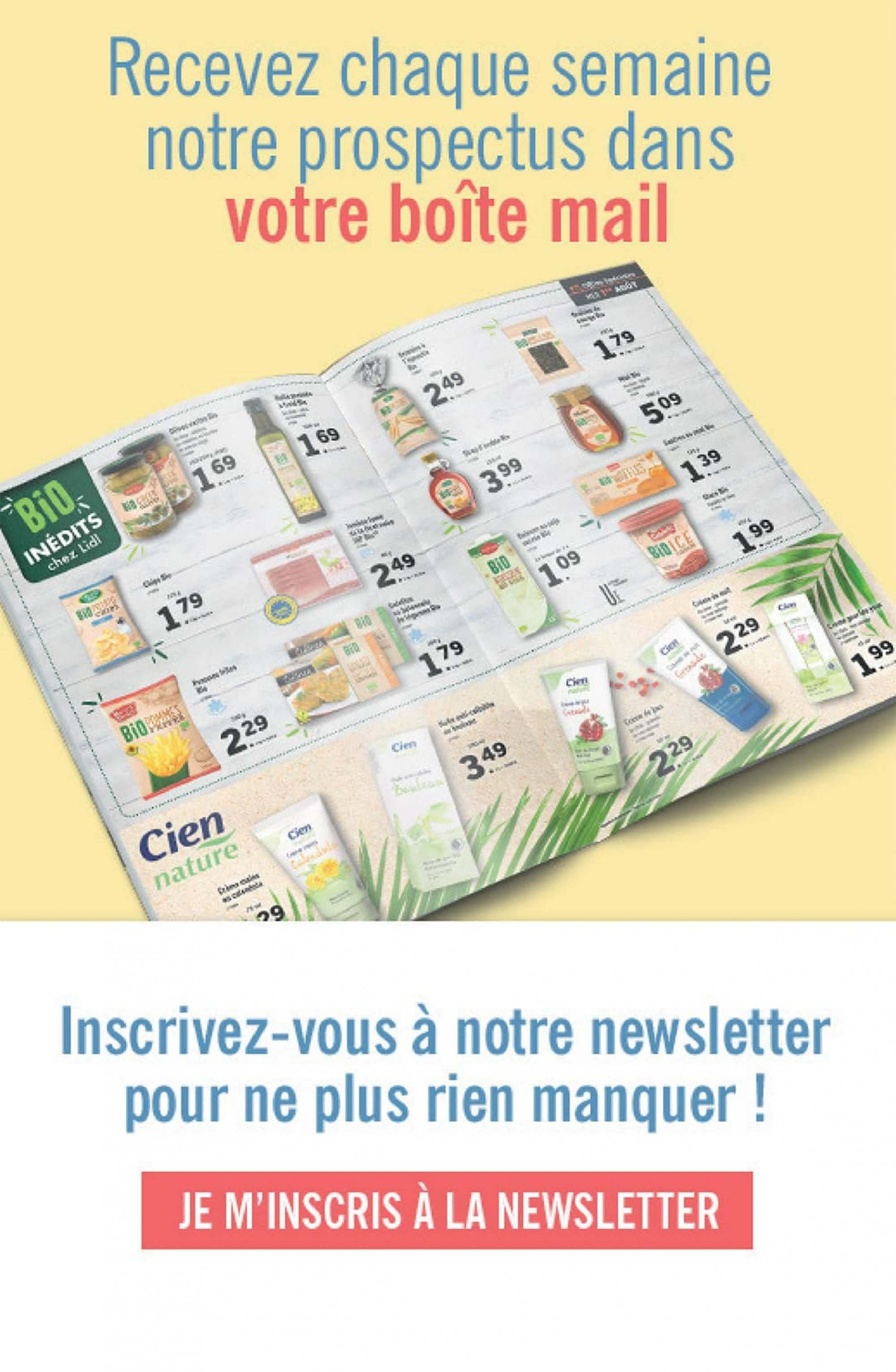 Catalogue Lidl - 09.08.2018 - 16.08.2018. Page 49.