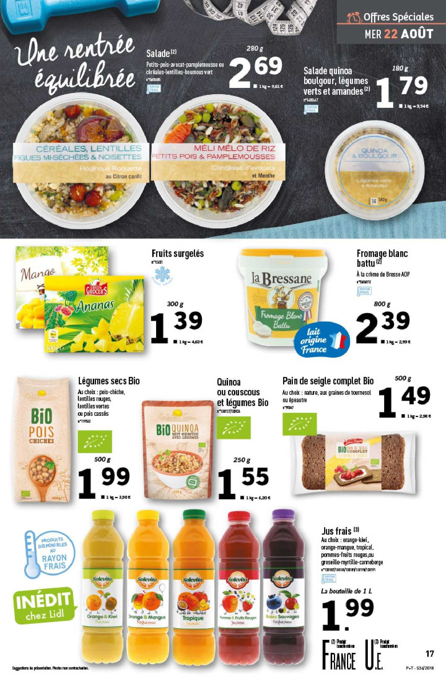 Catalogue Lidl - 22.08.2018 - 28.08.2018. Page 17.