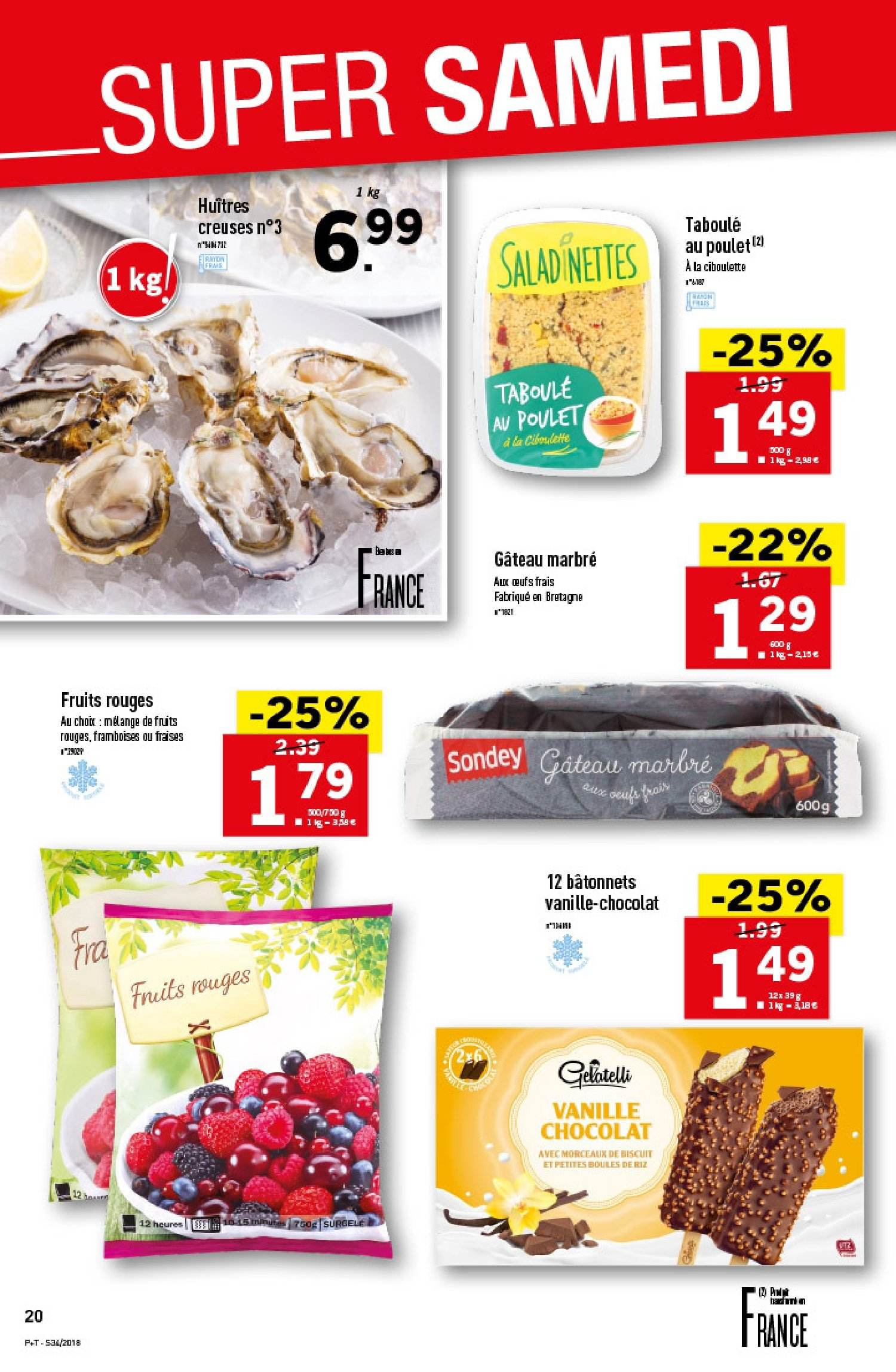 Catalogue Lidl - 22.08.2018 - 28.08.2018. Page 20.