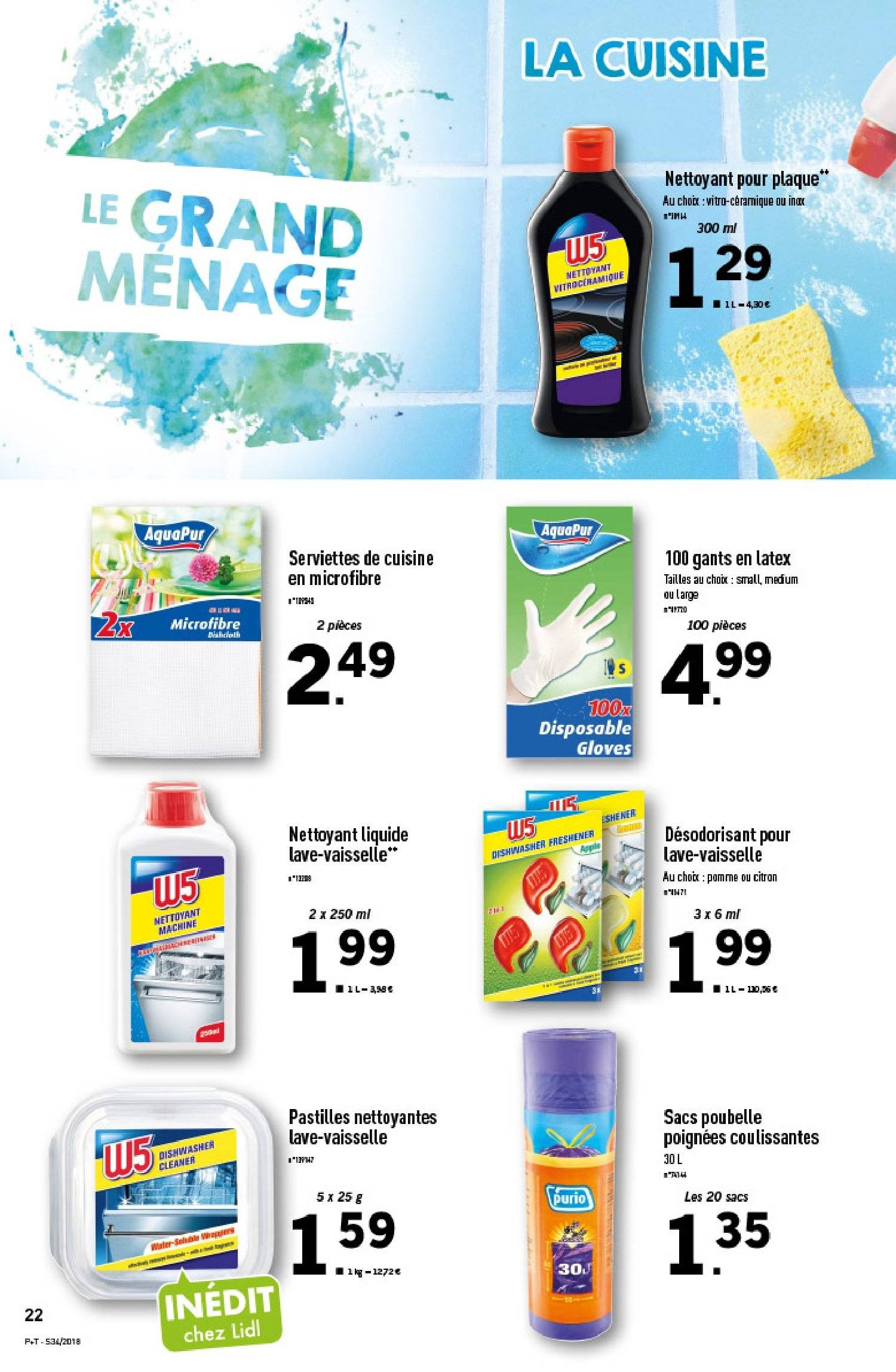 Catalogue Lidl - 22.08.2018 - 28.08.2018. Page 22.