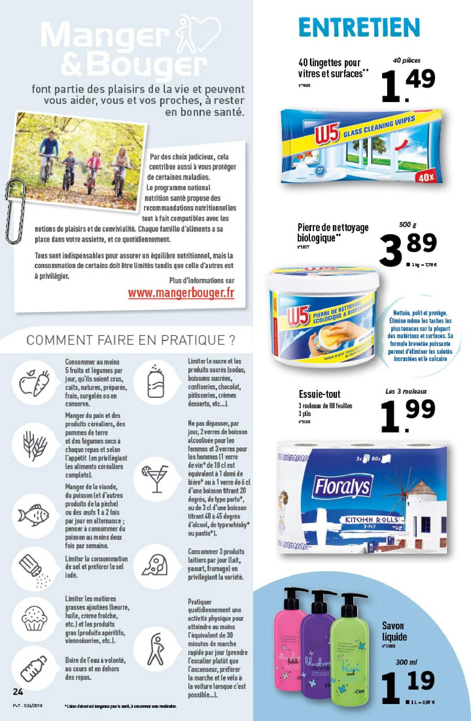Catalogue Lidl - 22.08.2018 - 28.08.2018. Page 24.