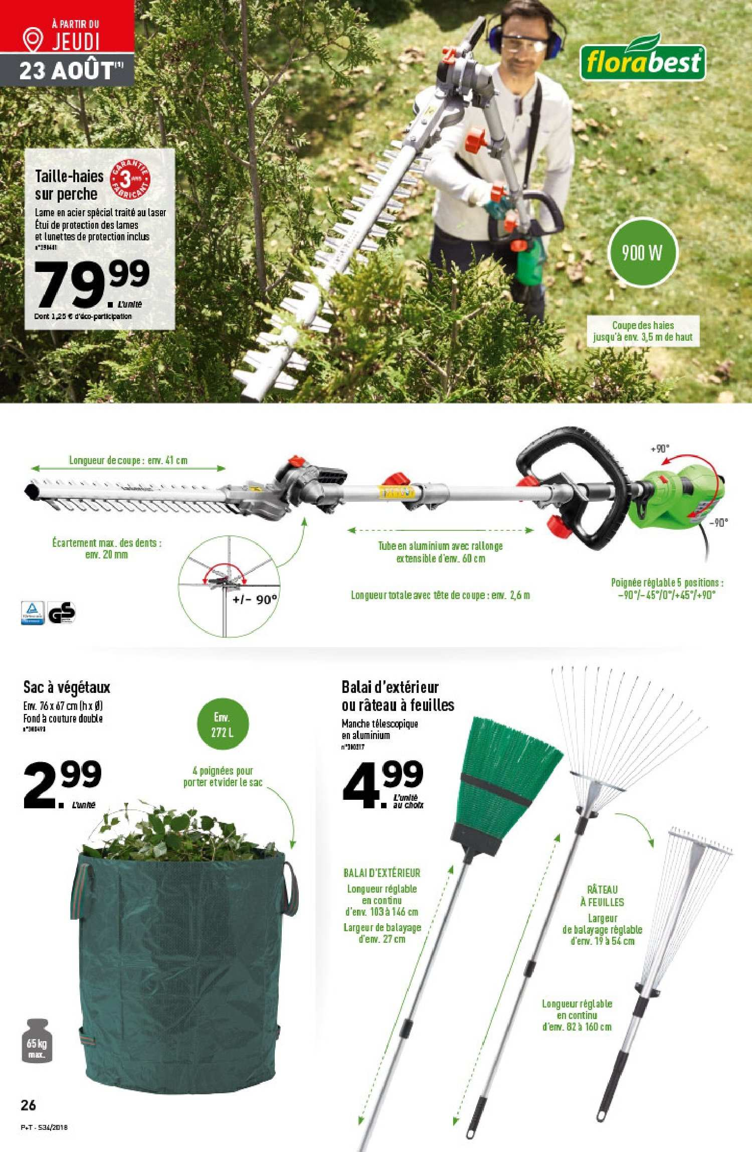 Catalogue Lidl - 22.08.2018 - 28.08.2018. Page 26.